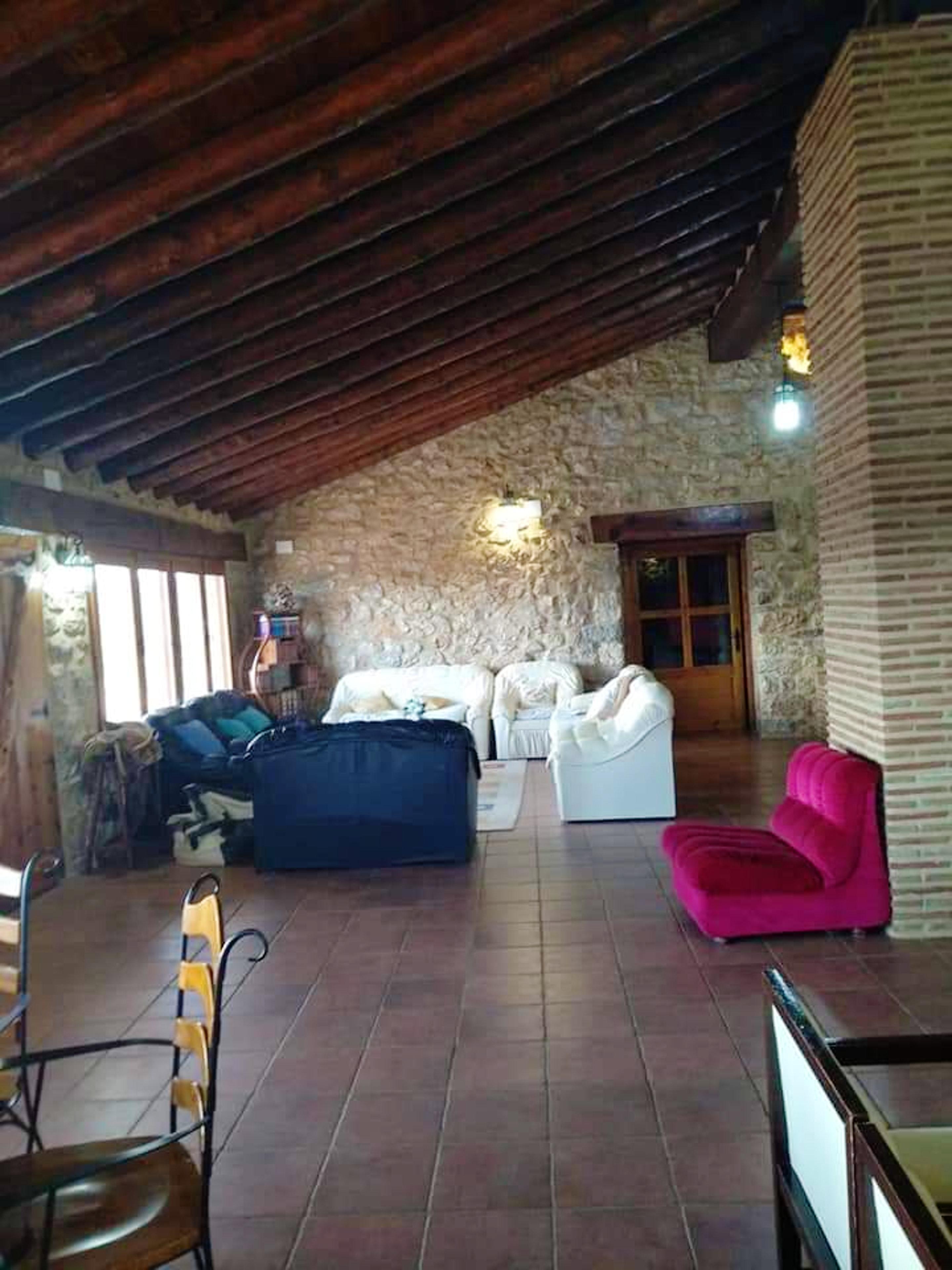 Ferienhaus Villa mit 6 Schlafzimmern in La Salzadella mit privatem Pool und eingezäuntem Garten (2706150), La Salzadella, Provinz Castellón, Valencia, Spanien, Bild 35