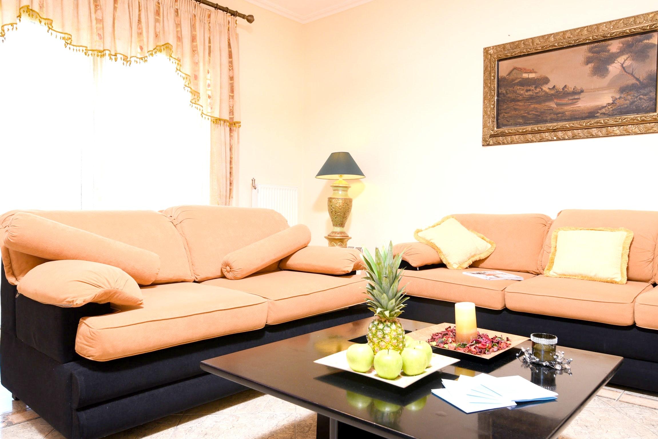 Holiday house Villa mit 5 Schlafzimmern in Kitsi mit privatem Pool, eingezäuntem Garten und W-LAN (2339398), Koropion, , Attica, Greece, picture 4