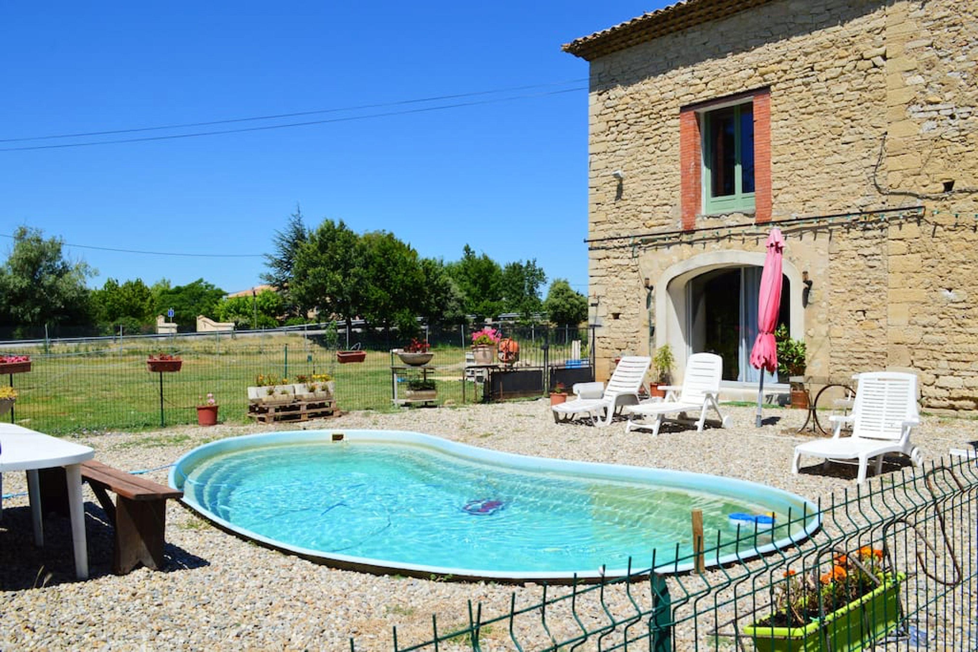 Holiday house Haus mit 7 Schlafzimmern in Monteux mit privatem Pool, eingezäuntem Garten und W-LAN (2489114), Monteux, Vaucluse, Provence - Alps - Côte d'Azur, France, picture 2