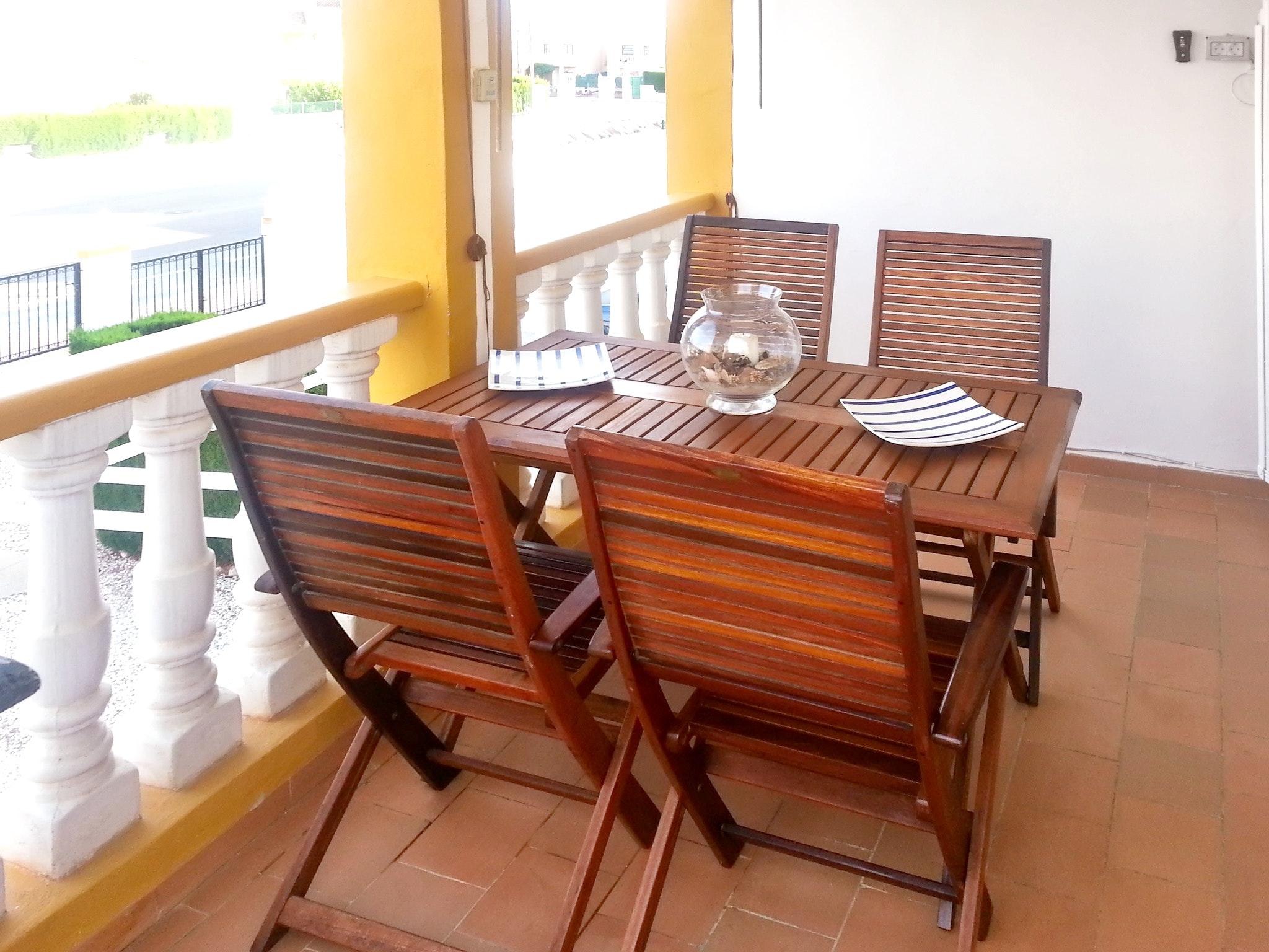 Ferienhaus Sonniges Haus mit 2 Schlafzimmern, WLAN, Swimmingpool und Solarium nahe Torrevieja - 1km z (2202043), Torrevieja, Costa Blanca, Valencia, Spanien, Bild 5