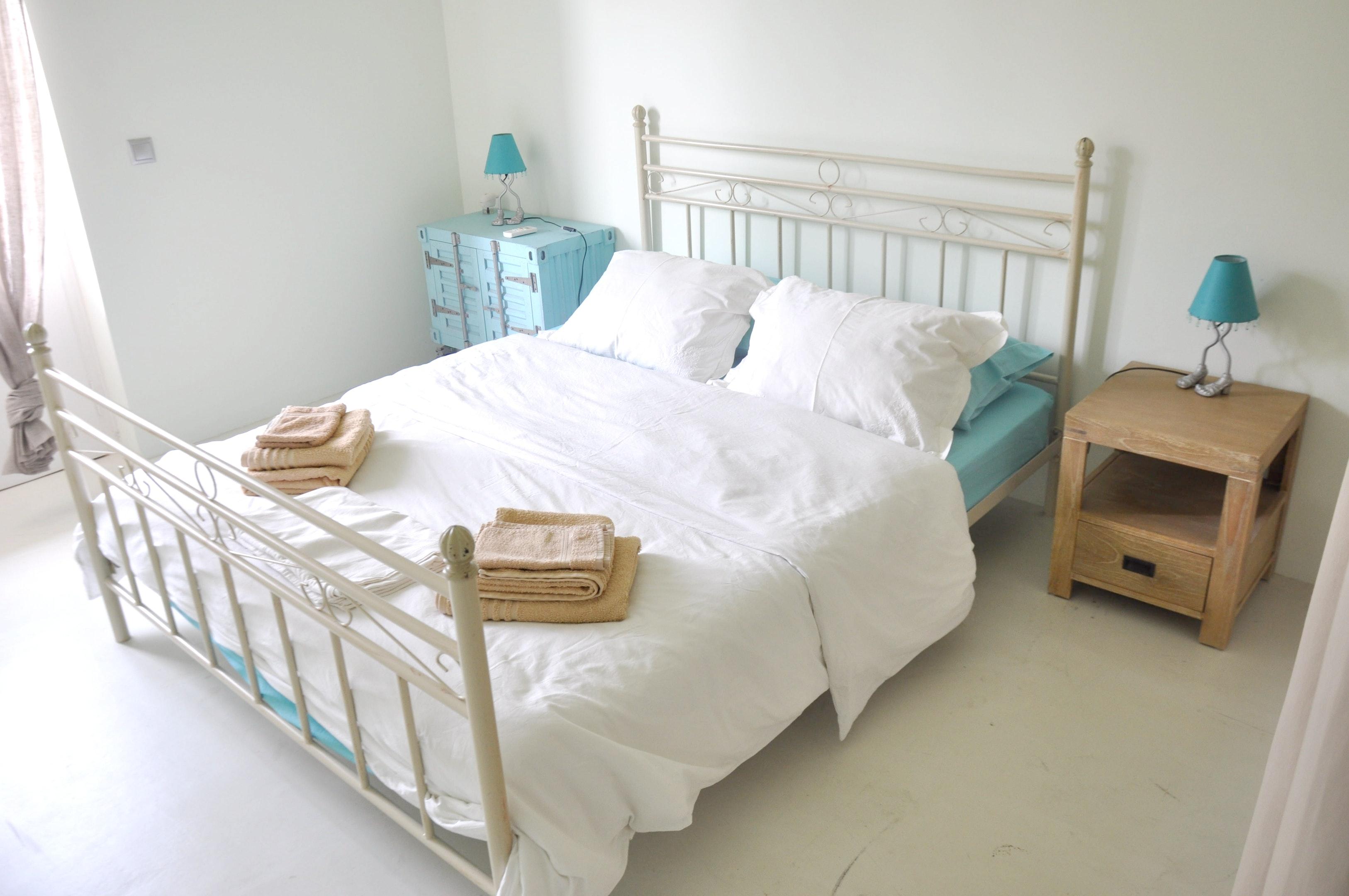 Ferienwohnung Wohnung mit 2 Schlafzimmern in Psathi mit herrlichem Meerblick und möblierter Terrasse - 7 (2201600), Kimolos, Kimolos, Kykladen, Griechenland, Bild 12