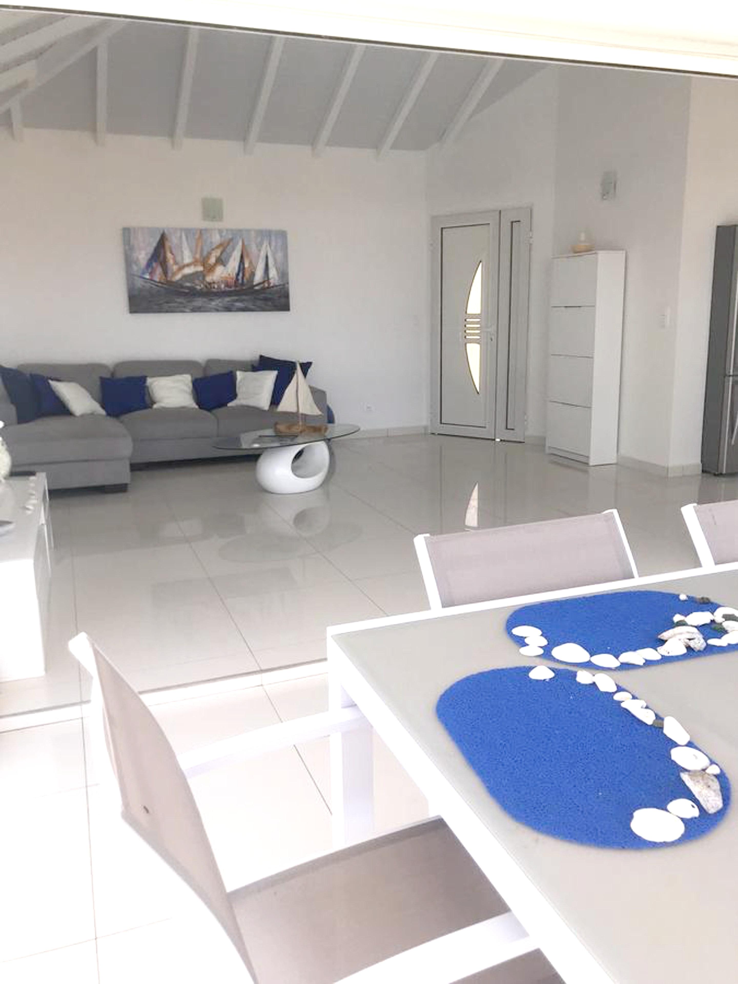Villa mit 2 Schlafzimmern in Le Moule mit herrlich Villa in Guadeloupe