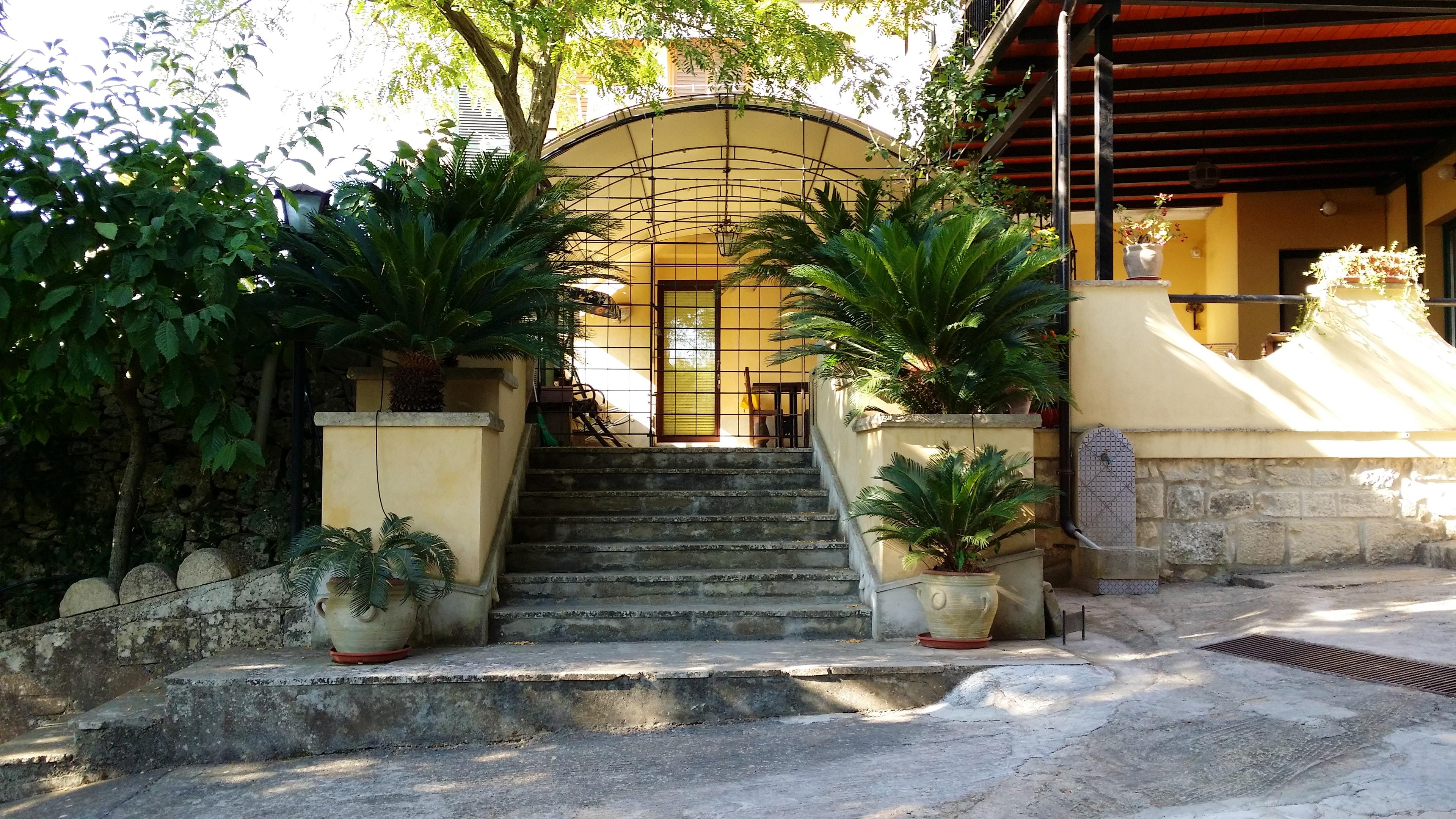 Appartement de vacances Studio in Modica mit Pool, möblierter Terrasse und W-LAN - 20 km vom Strand entfernt (2235006), Modica, Ragusa, Sicile, Italie, image 21