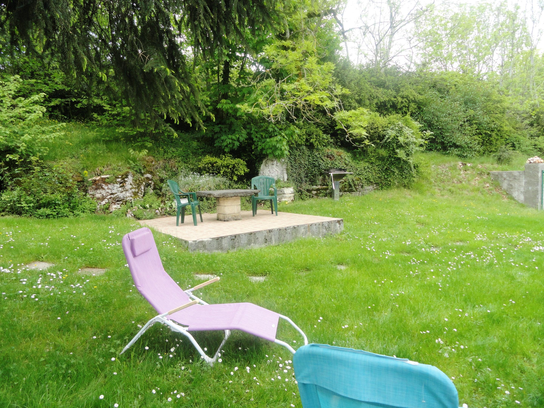 Maison de vacances Haus mit 2 Schlafzimmern in Saint-Laurent-la-Roche mit eingezäuntem Garten - 40 km vom Str (2208321), Montmorot, Jura, Franche-Comté, France, image 17