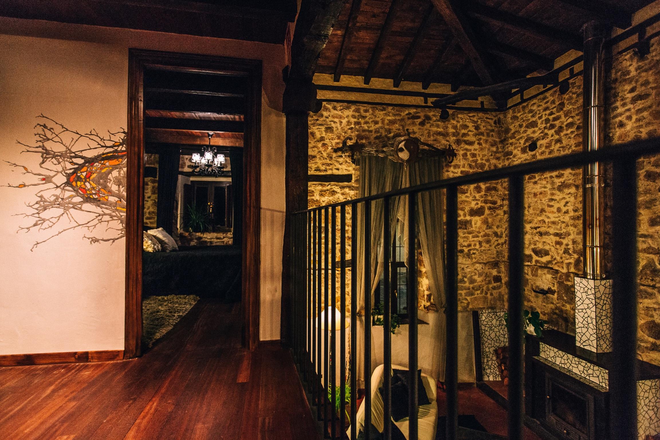 Ferienhaus Haus mit 5 Zimmern in Fuenteodra mit toller Aussicht auf die Berge, eingezäuntem Garten un (2211142), Fuenteodra, Burgos, Kastilien-León, Spanien, Bild 45