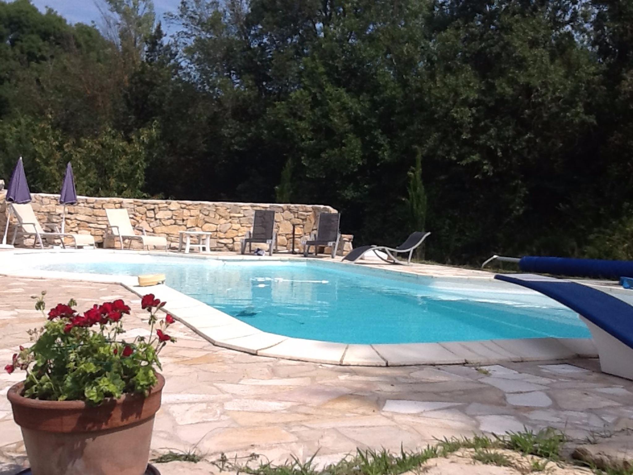 Holiday house Haus mit 2 Zimmern in Jouques mit Pool, eingezäuntem Garten und W-LAN (2202355), Jouques, Bouches-du-Rhône, Provence - Alps - Côte d'Azur, France, picture 2