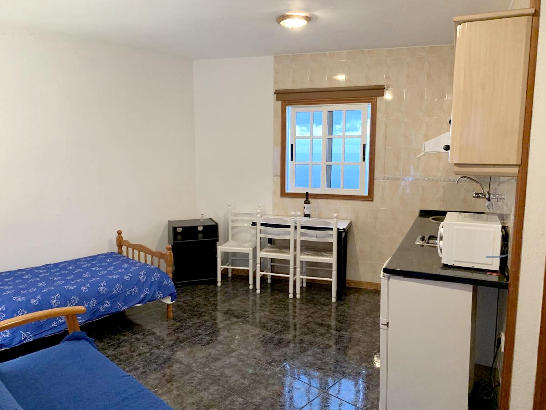 Holiday apartment Studio in Frontera mit herrlichem Meerblick - 2 km vom Strand entfernt (2691603), Tigaday, El Hierro, Canary Islands, Spain, picture 3