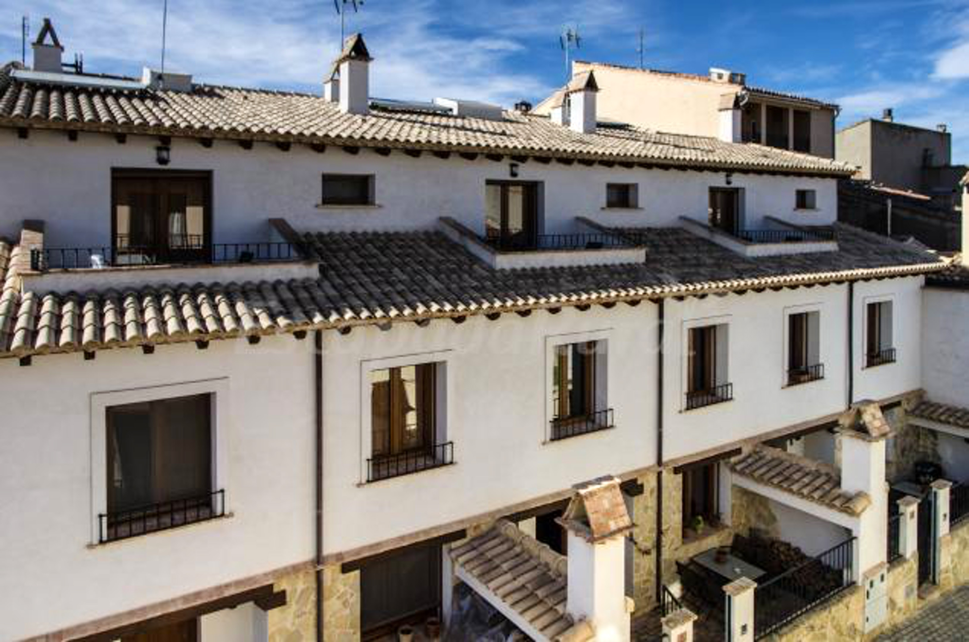 Ferienhaus Haus mit 3 Schlafzimmern in Talayuelas mit toller Aussicht auf die Berge, möblierter Terra (2202603), Talayuelas, Cuenca, Kastilien-La Mancha, Spanien, Bild 25