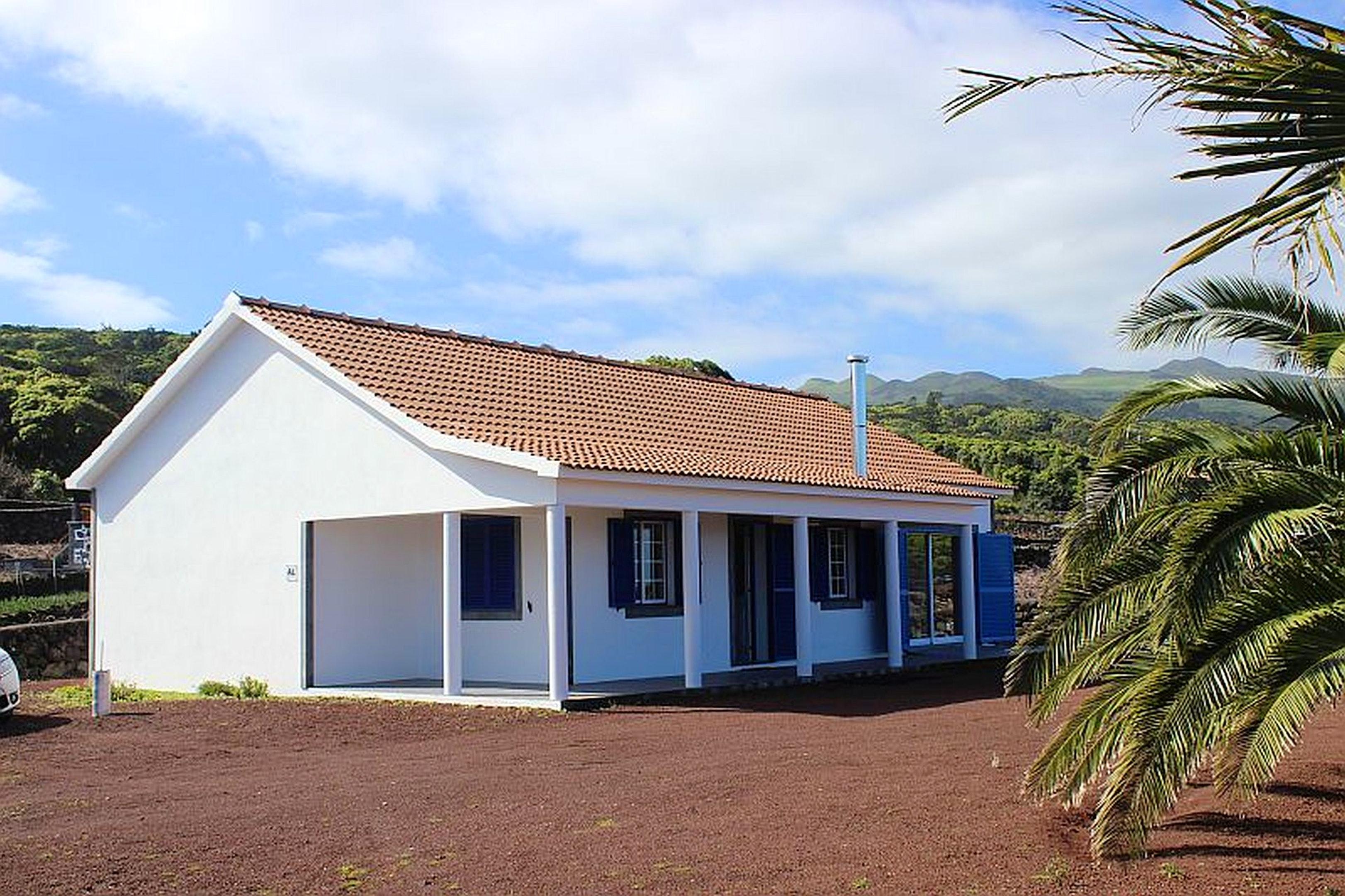 Ferienhaus Haus mit 2 Schlafzimmern in Baixa mit herrlichem Meerblick und eingezäuntem Garten (2202753), Baixa, Pico, Azoren, Portugal, Bild 7