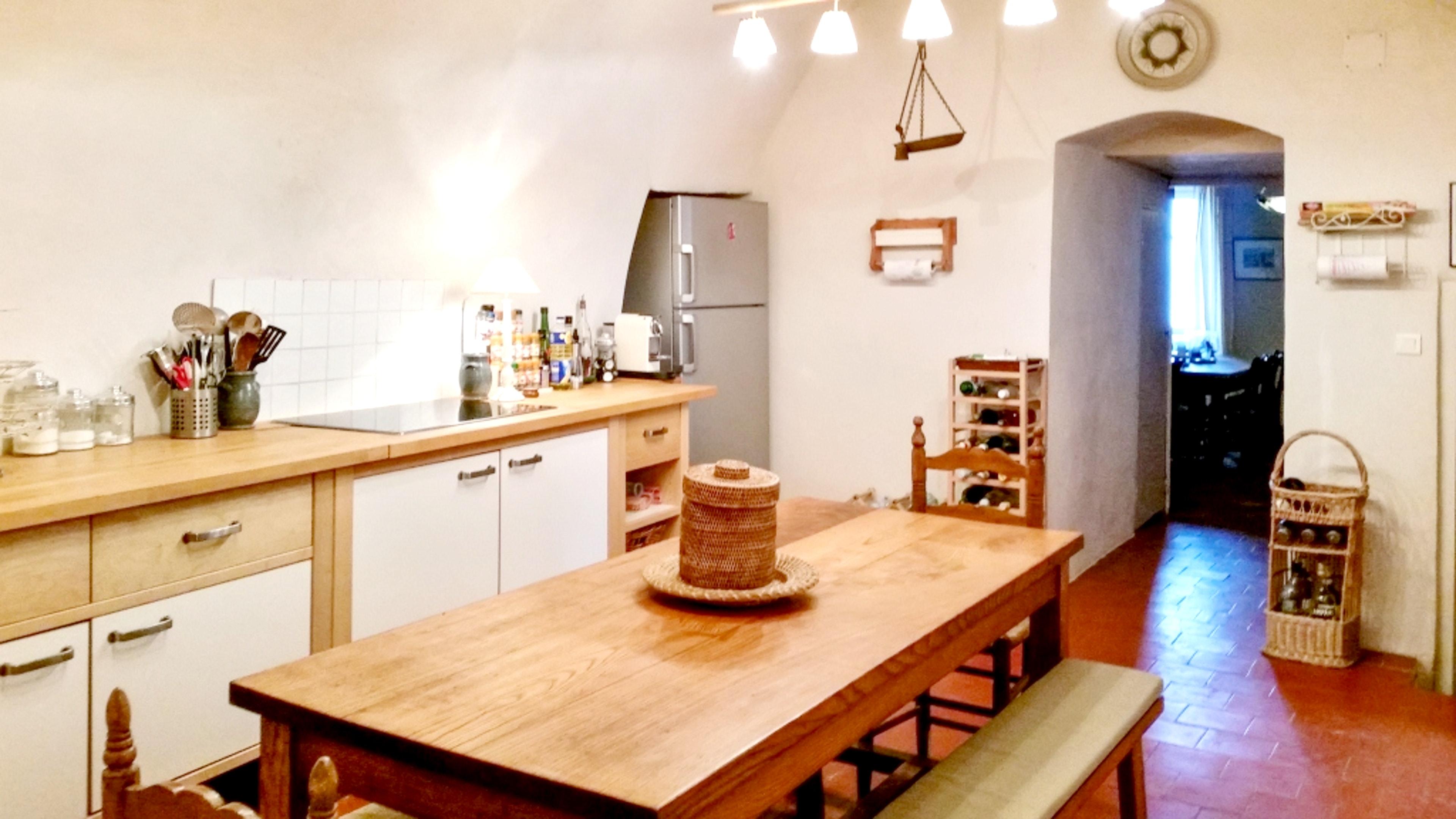 Maison de vacances Haus mit 9 Schlafzimmern in Centuri mit herrlichem Meerblick, möbliertem Garten und W-LAN  (2202571), Centuri, Haute-Corse, Corse, France, image 11