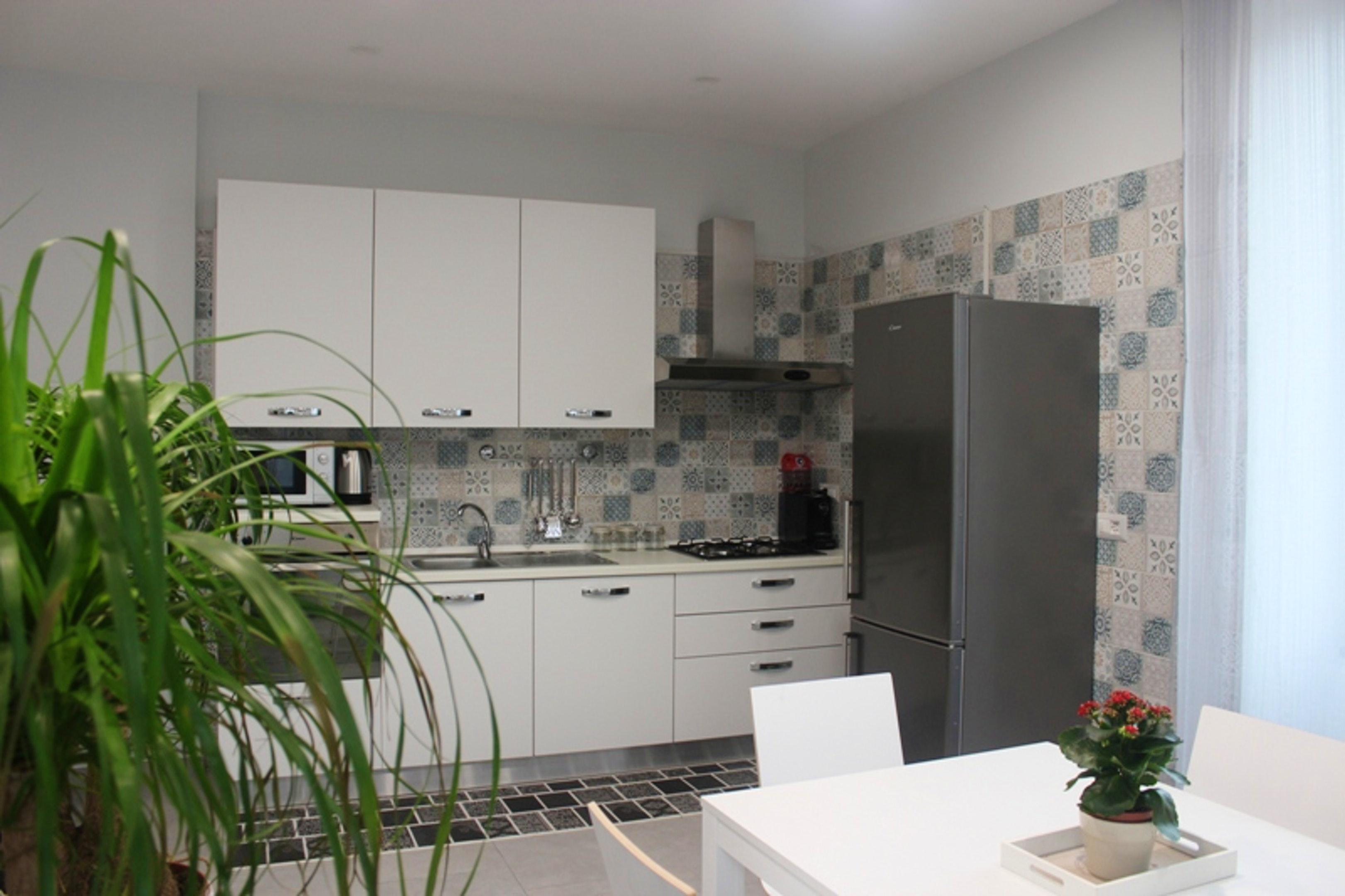 Ferienwohnung Wohnung mit einem Schlafzimmer in Sant'Agnello mit schöner Aussicht auf die Stadt, möblier (2791793), Sant'Agnello, Amalfiküste, Kampanien, Italien, Bild 9