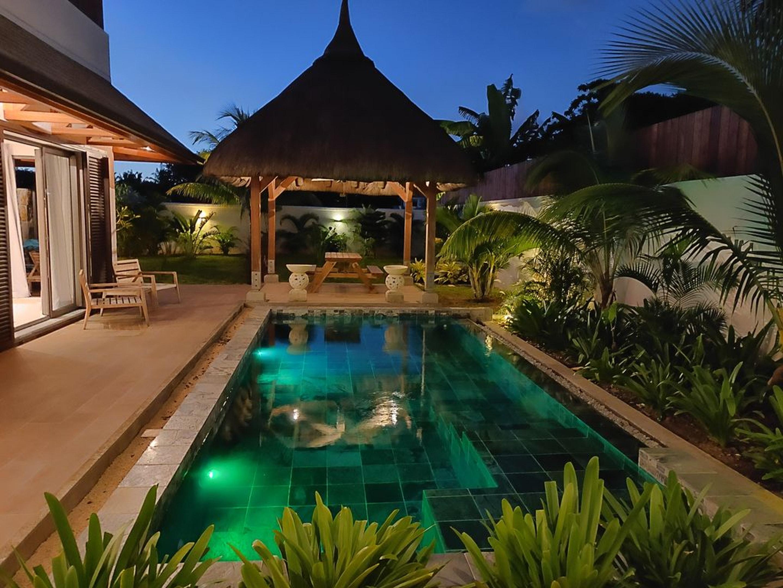 Villa mit 3 Schlafzimmern in Pereybere, Grand Baie Villa in Afrika