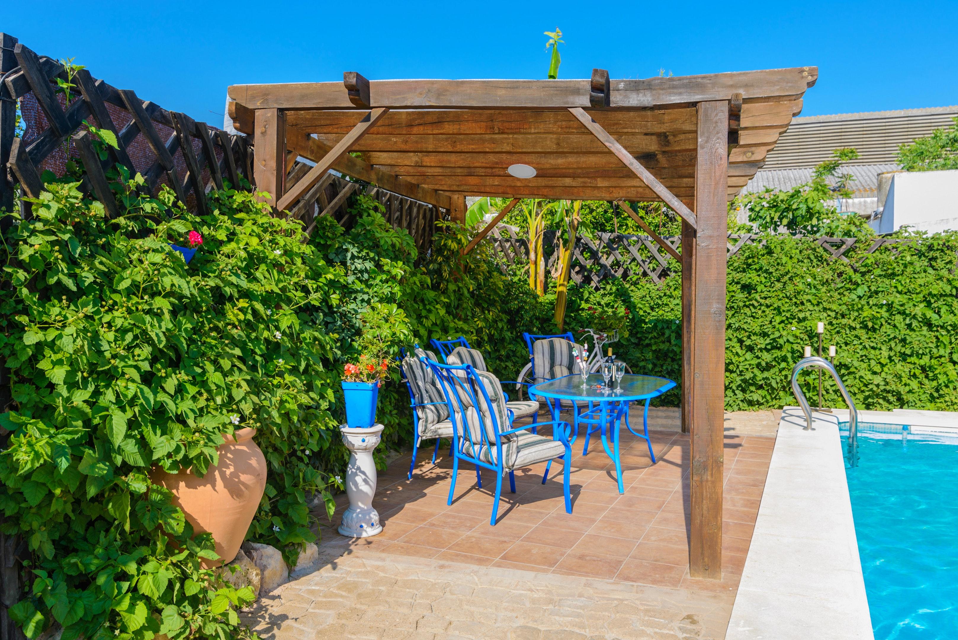 Ferienhaus Villa mit 3 Schlafzimmern in Peñaflor mit privatem Pool, eingezäuntem Garten und W-LAN (2208249), Peñaflor, Sevilla, Andalusien, Spanien, Bild 40
