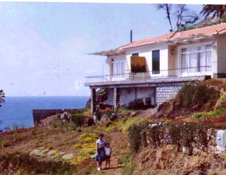 Bungalow mit einem Schlafzimmer in Sâo Marti Hütte