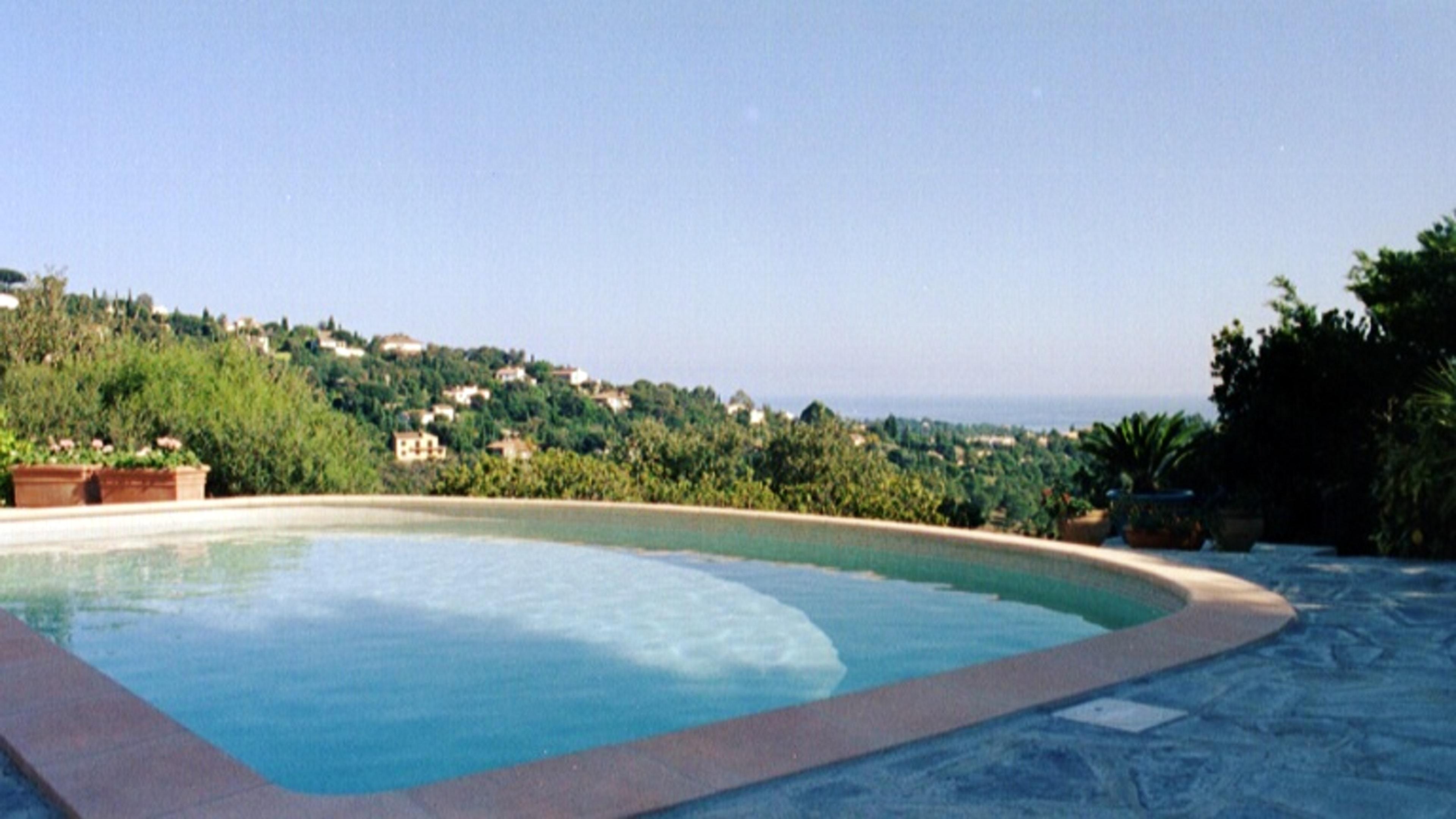 Ferienhaus Villa mit 4 Schlafzimmern in La Croix-Valmer mit herrlichem Meerblick, privatem Pool, eing (2202594), La Croix Valmer, Côte d'Azur, Provence - Alpen - Côte d'Azur, Frankreich, Bild 19