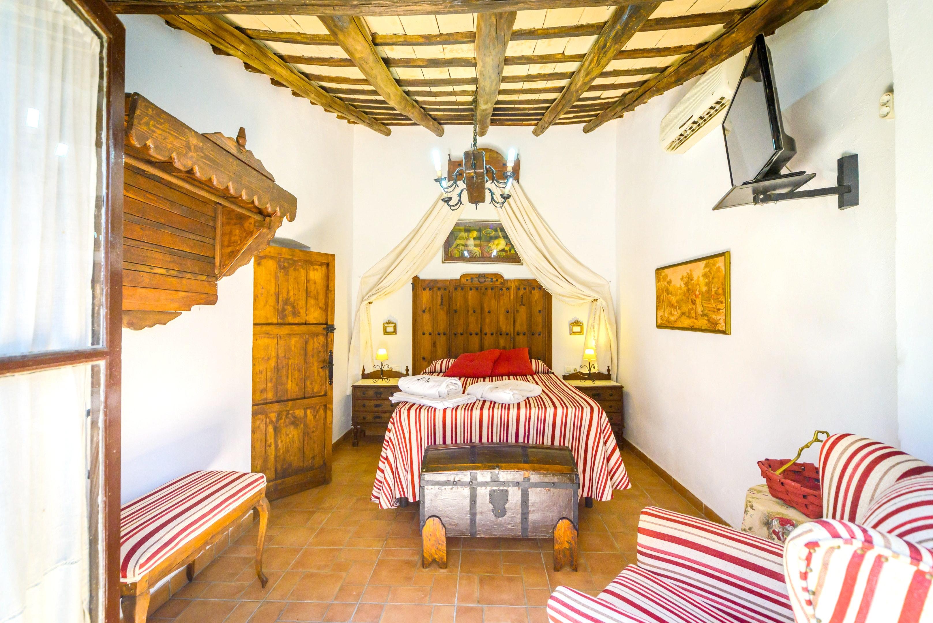 Ferienhaus Villa mit 3 Schlafzimmern in Peñaflor mit privatem Pool, eingezäuntem Garten und W-LAN (2208249), Peñaflor, Sevilla, Andalusien, Spanien, Bild 27