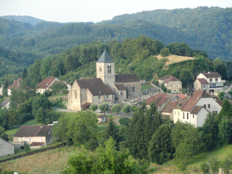 Maison de vacances Haus mit 2 Schlafzimmern in Saint-Laurent-la-Roche mit eingezäuntem Garten - 40 km vom Str (2208321), Montmorot, Jura, Franche-Comté, France, image 20