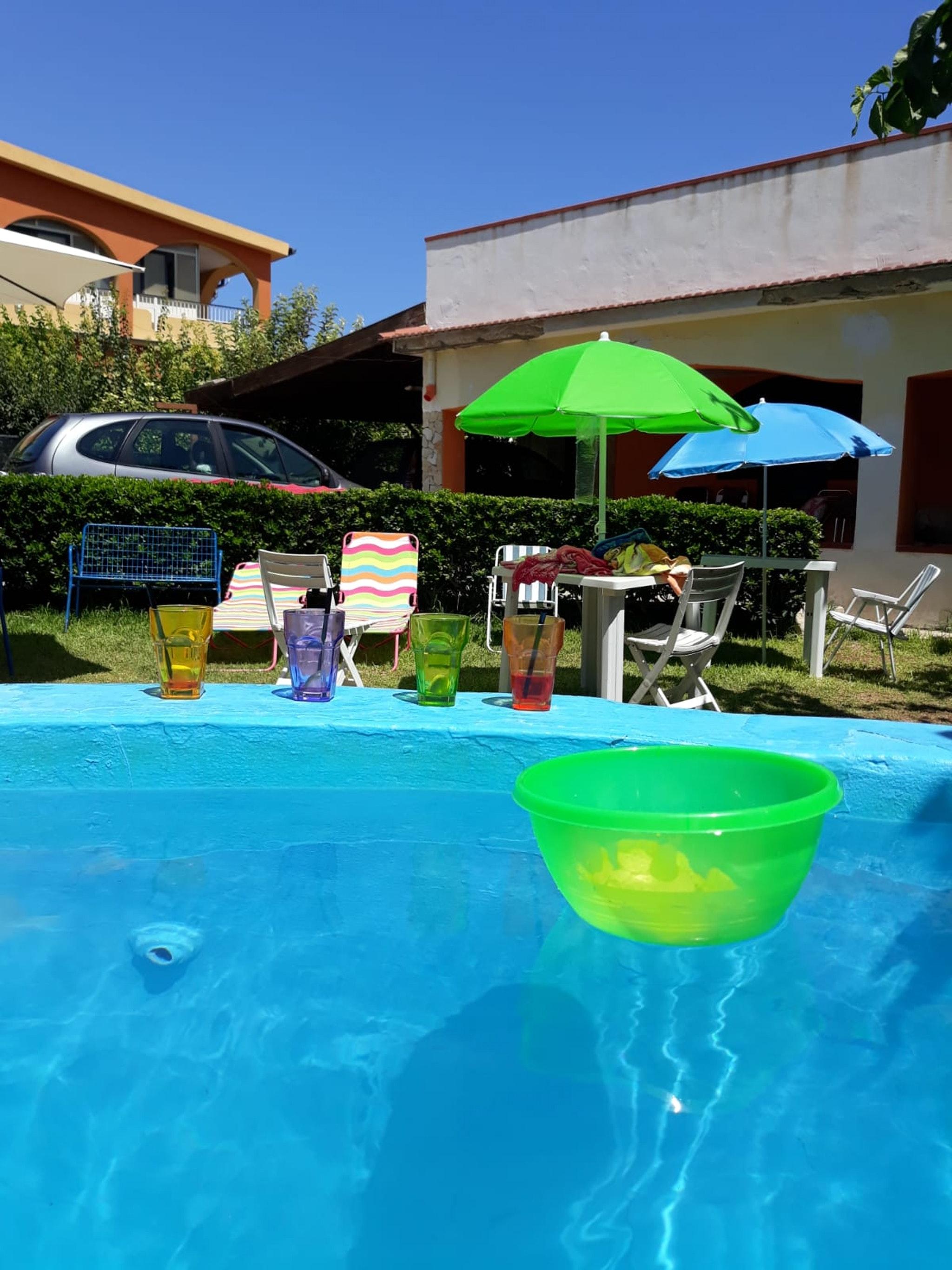 Appartement de vacances Wohnung mit 2 Schlafzimmern in Cicirata mit herrlichem Meerblick, Pool, eingezäuntem Garte (2339675), Avola, Siracusa, Sicile, Italie, image 40