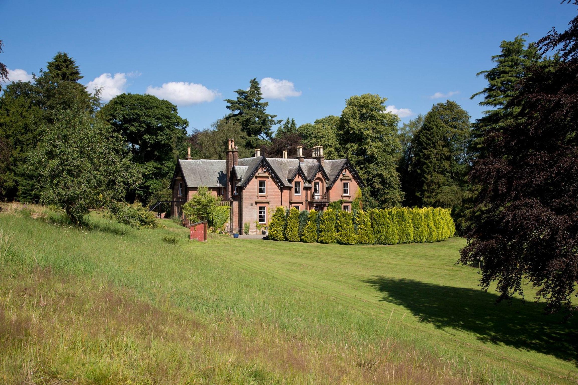 Holiday house Viktorianisches Herrenhaus in Schottland mit sieben Schlafzimmern, riesigem Garten und Par (2202064), Moffat, Southern Scotland, Scotland, United Kingdom, picture 25
