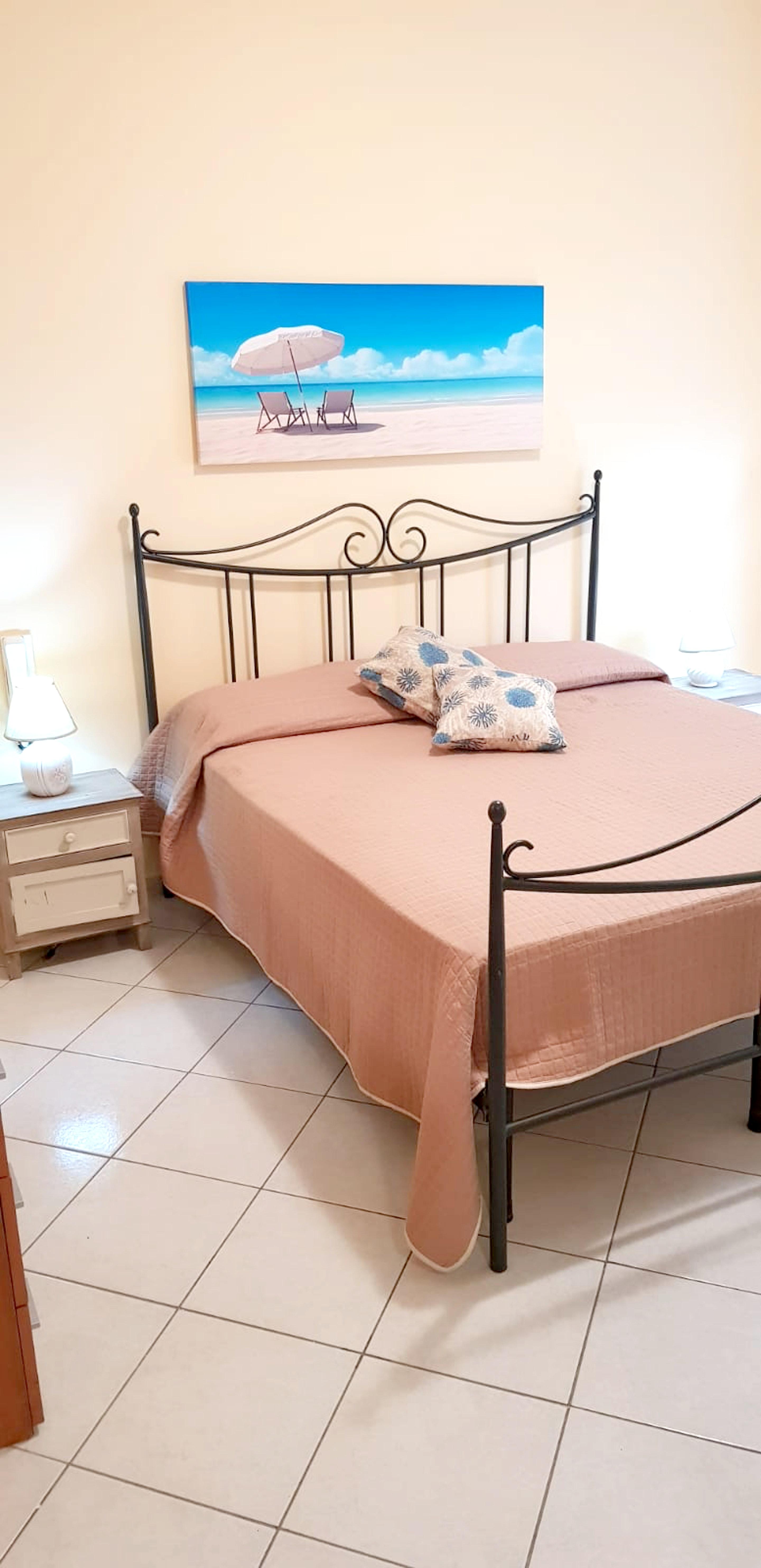 Ferienwohnung Wohnung mit 3 Schlafzimmern in Alcamo mit herrlichem Meerblick, eingezäuntem Garten und W- (2623785), Alcamo, Trapani, Sizilien, Italien, Bild 5