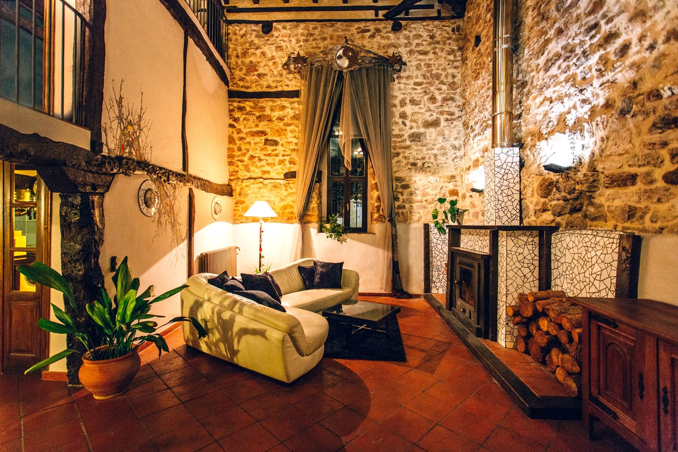 Haus mit 5 Zimmern in Fuenteodra mit toller Aussic Ferienhaus
