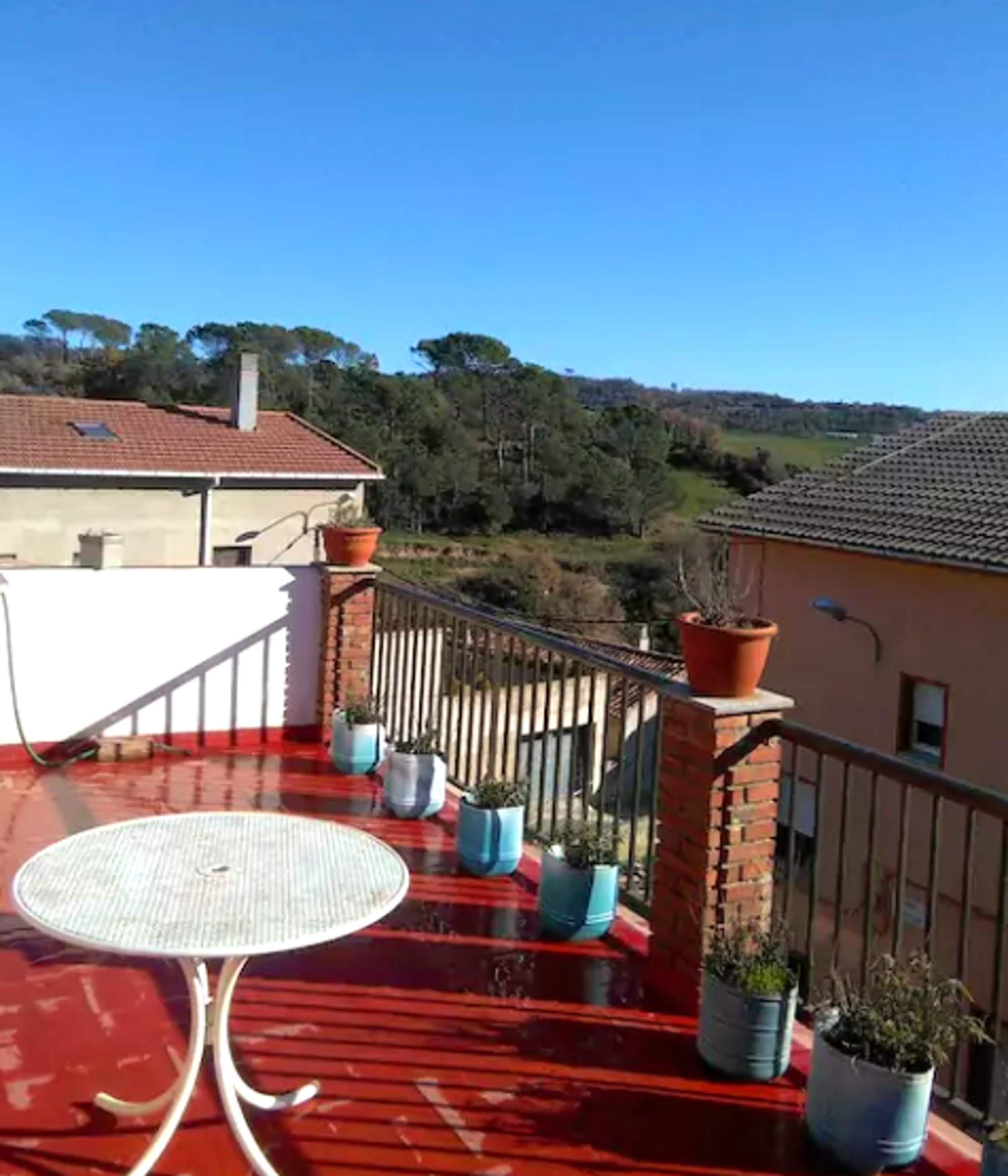 Haus mit 4 Schlafzimmern in Gironella mit toller A Ferienhaus in Barcelona