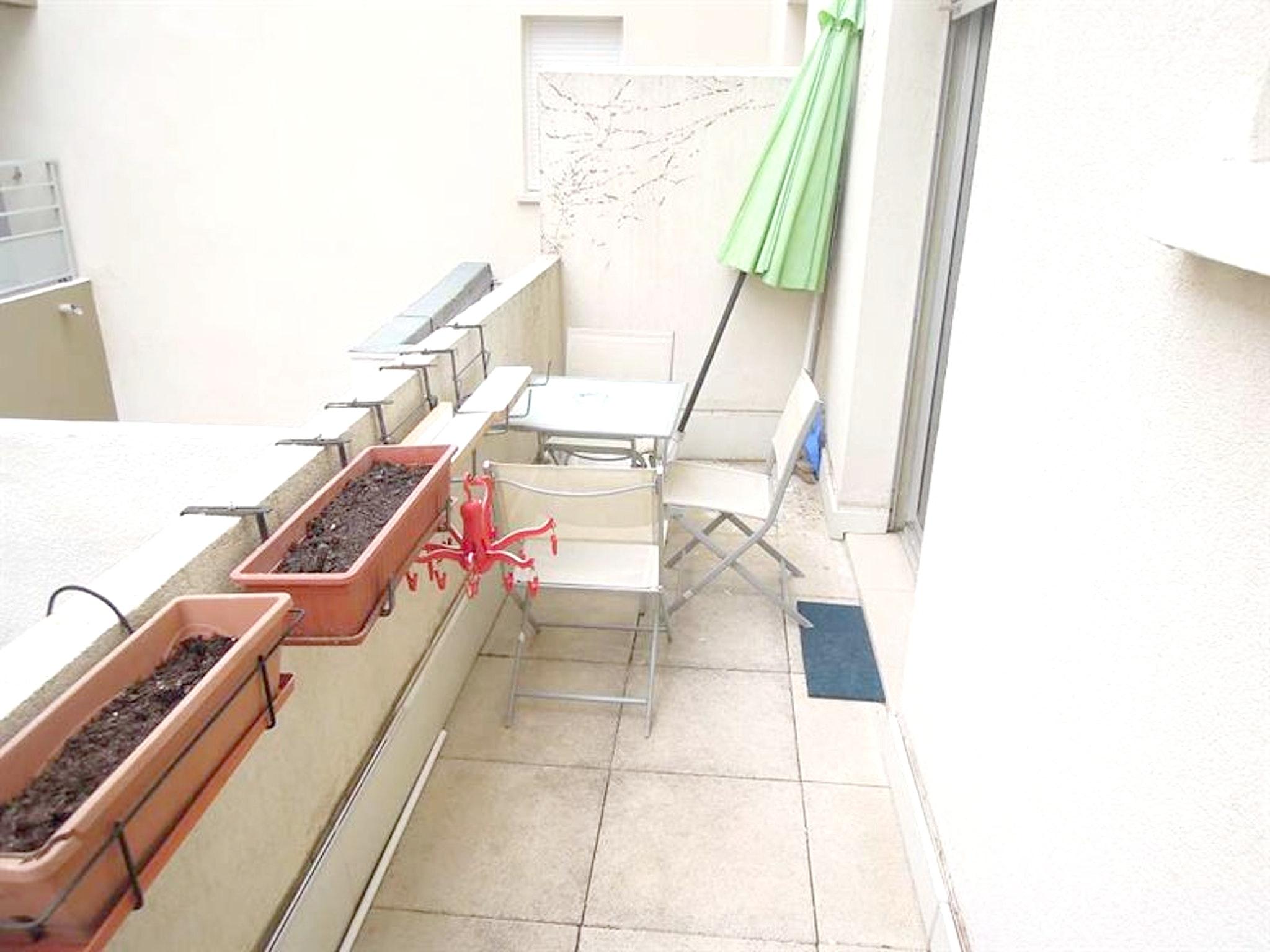 Appartement de vacances Wohnung mit einem Schlafzimmer in Montpellier mit eingezäuntem Garten und W-LAN - 10 km vo (2561865), Montpellier, Côte méditerranéenne Hérault, Languedoc-Roussillon, France, image 9