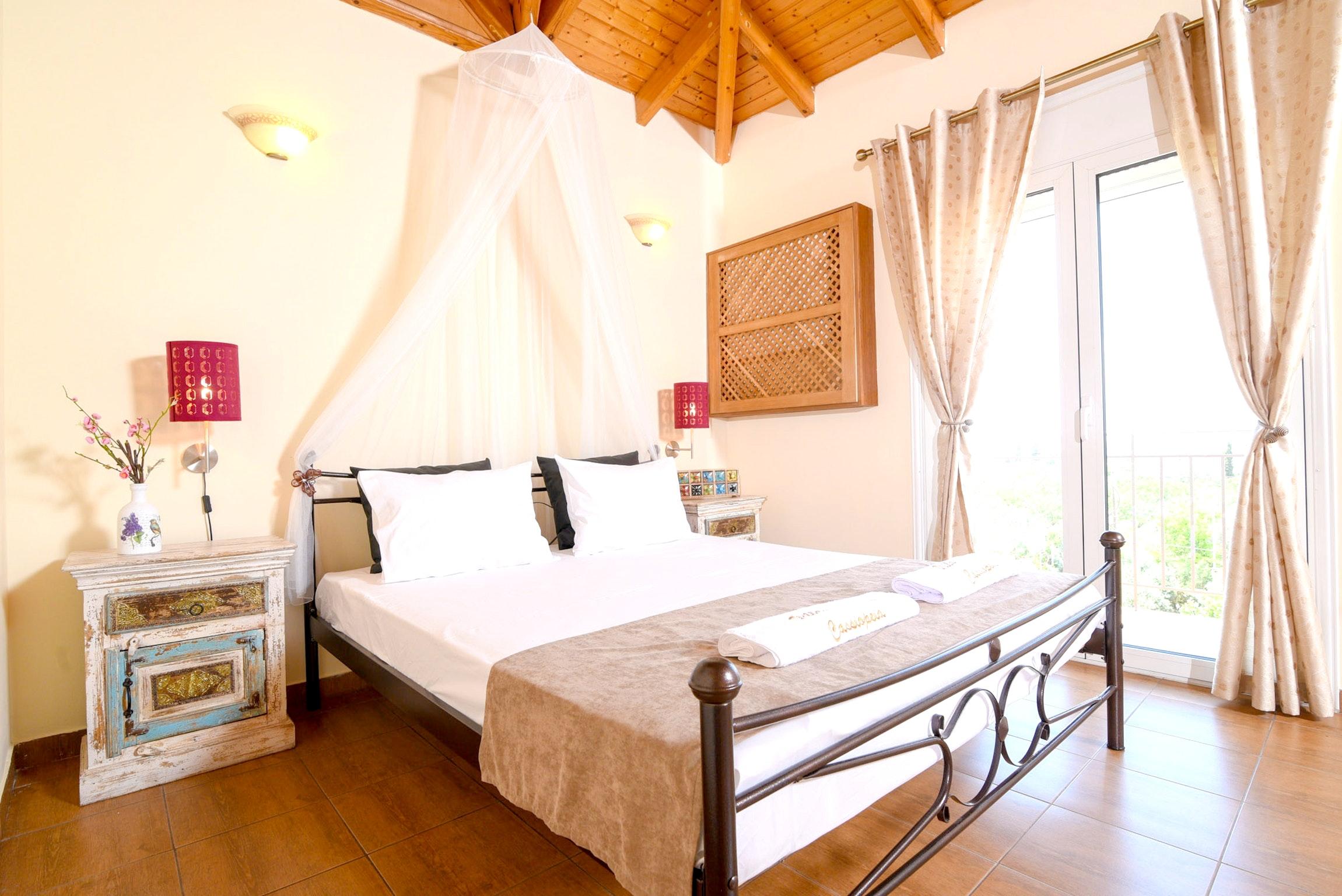 Holiday house Villa mit 5 Schlafzimmern in Kitsi mit privatem Pool, eingezäuntem Garten und W-LAN (2339398), Koropion, , Attica, Greece, picture 28