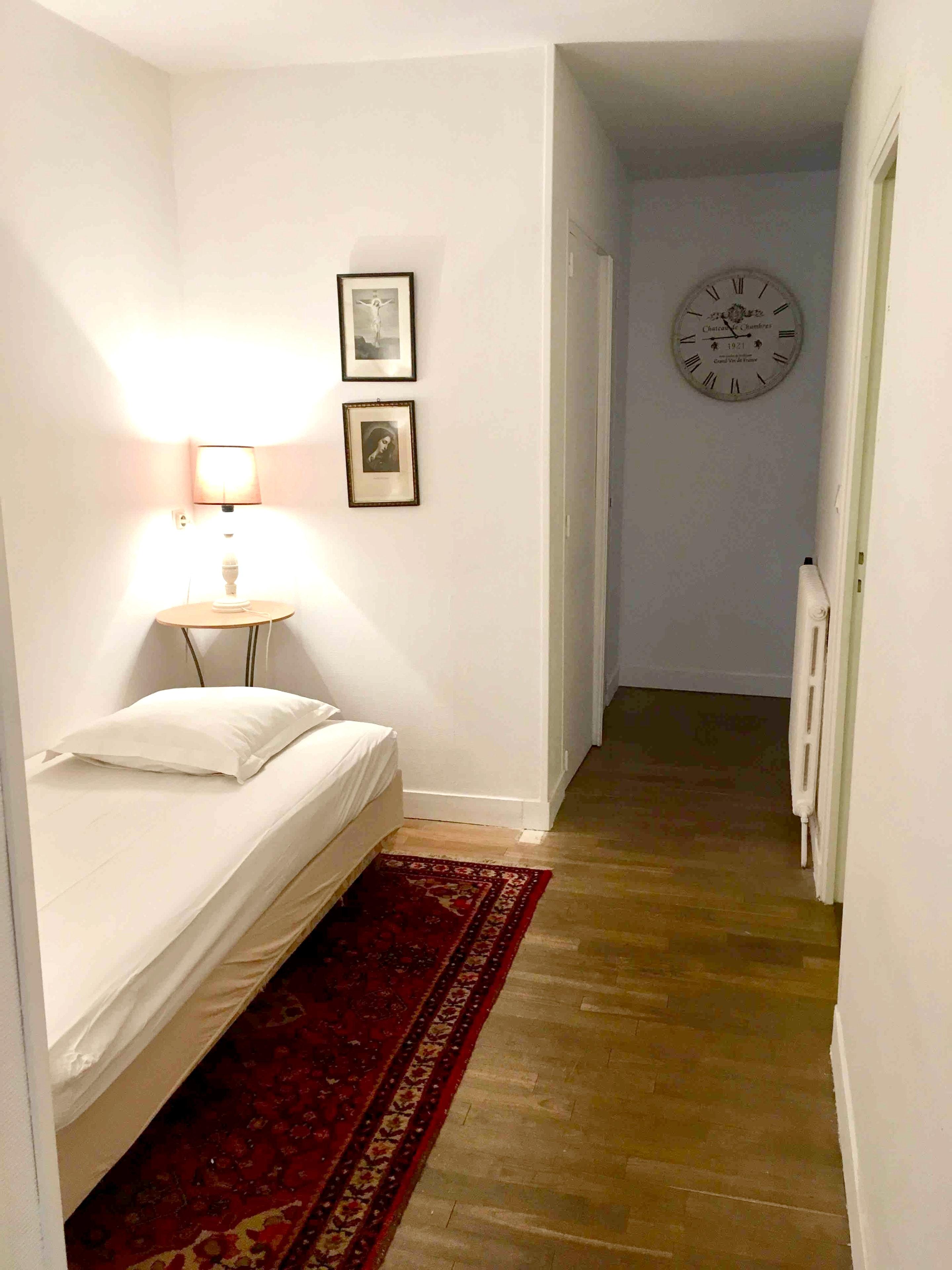 Ferienhaus Haus mit 6 Schlafzimmern in Carrouges mit eingezäuntem Garten und W-LAN - 95 km vom Strand (2572591), Carrouges, Orne, Normandie, Frankreich, Bild 8