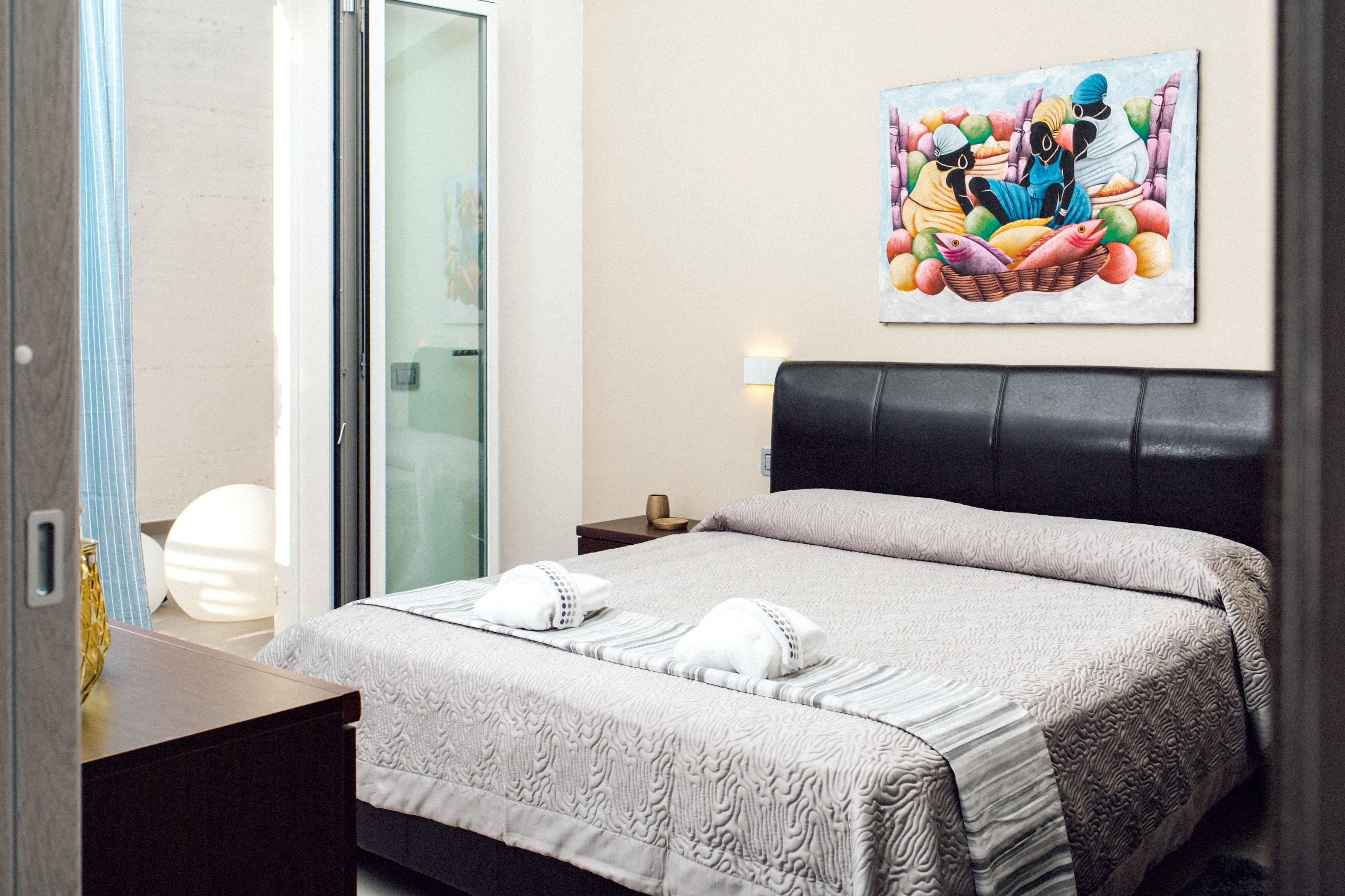 Holiday apartment Wohnung mit einem Schlafzimmer in Balestrate mit herrlichem Meerblick, eingezäuntem Garten (2635382), Balestrate, Palermo, Sicily, Italy, picture 6
