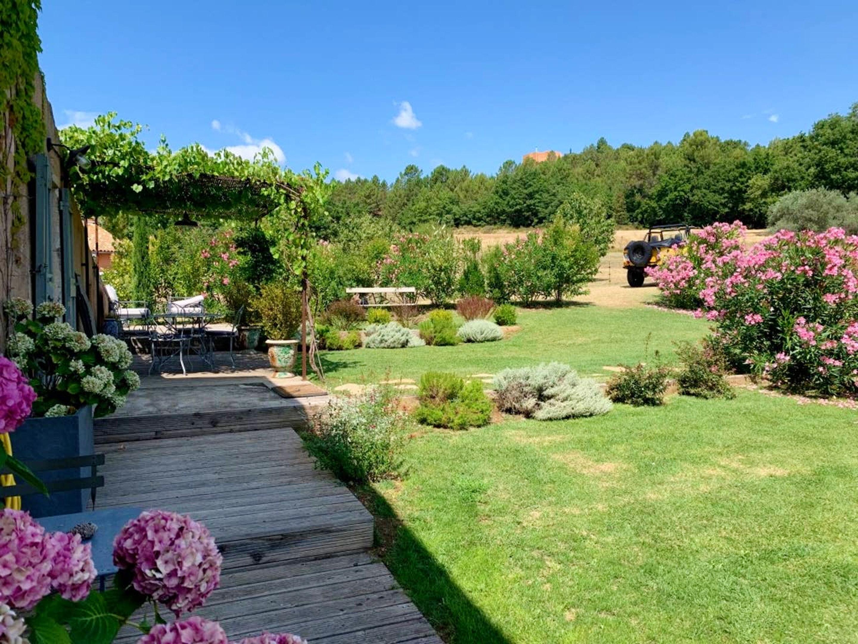Holiday house Haus mit 2 Schlafzimmern in Roussillon mit Pool, eingezäuntem Garten und W-LAN (2818064), Roussillon, Vaucluse, Provence - Alps - Côte d'Azur, France, picture 7