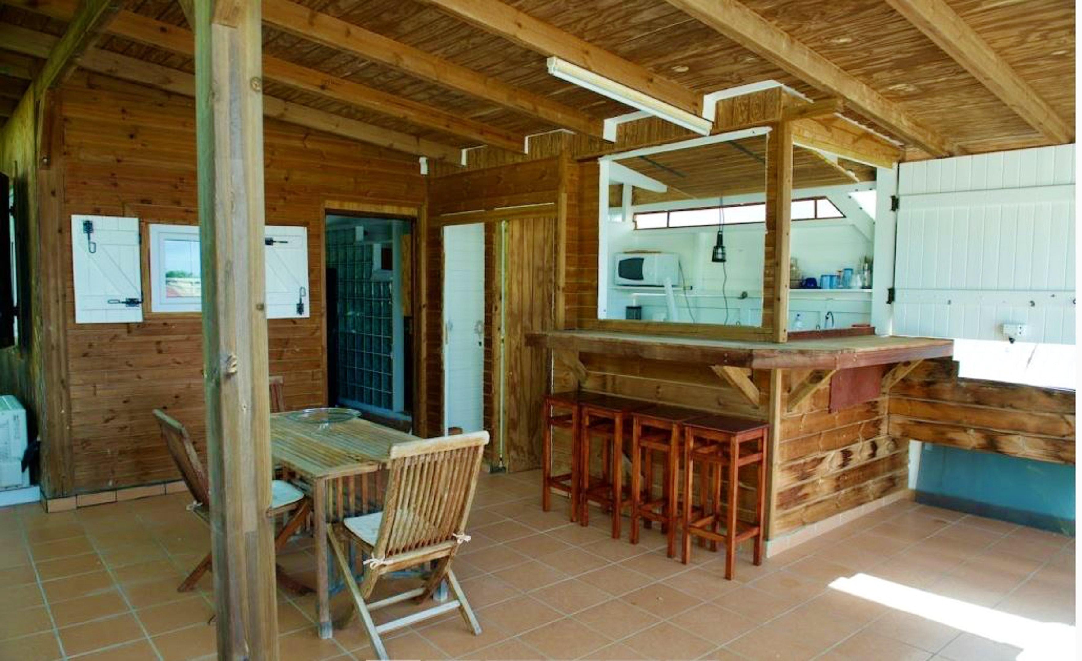 Studio in Sainte-Anne mit Terrasse und W-LAN Ferienwohnung in Guadeloupe