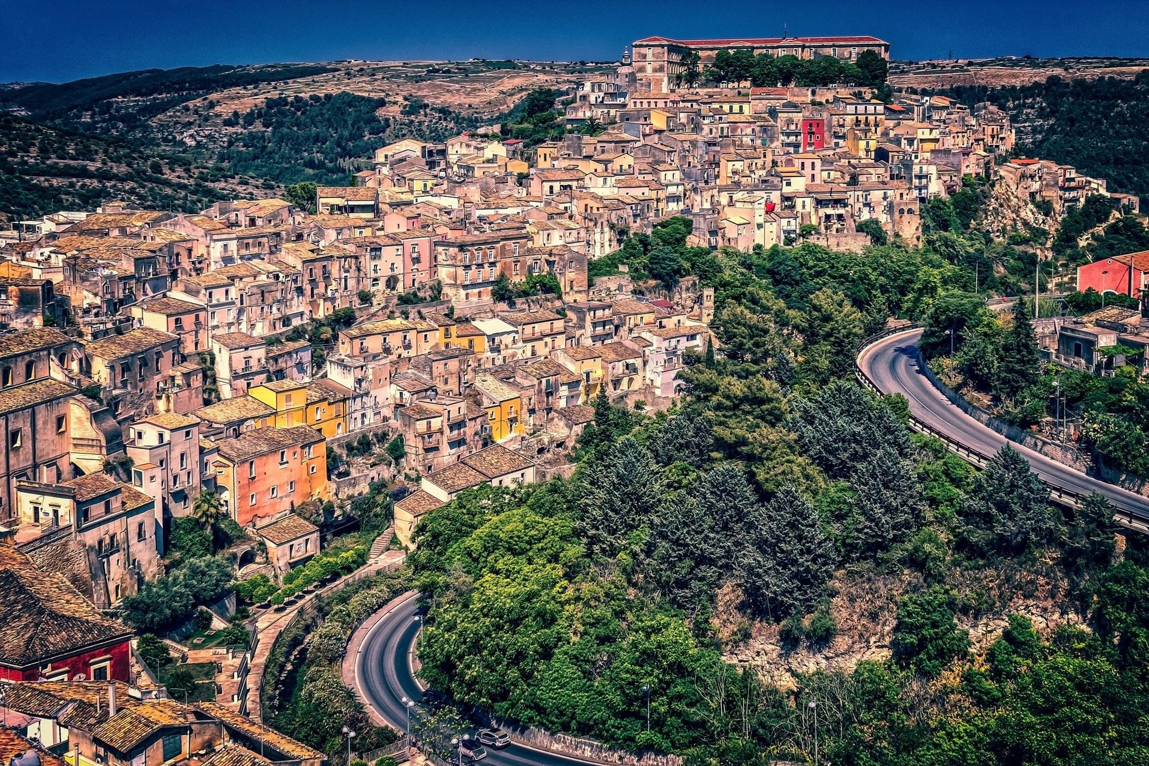 Appartement de vacances Wohnung mit 2 Schlafzimmern in Cicirata mit herrlichem Meerblick, Pool, eingezäuntem Garte (2339675), Avola, Siracusa, Sicile, Italie, image 30