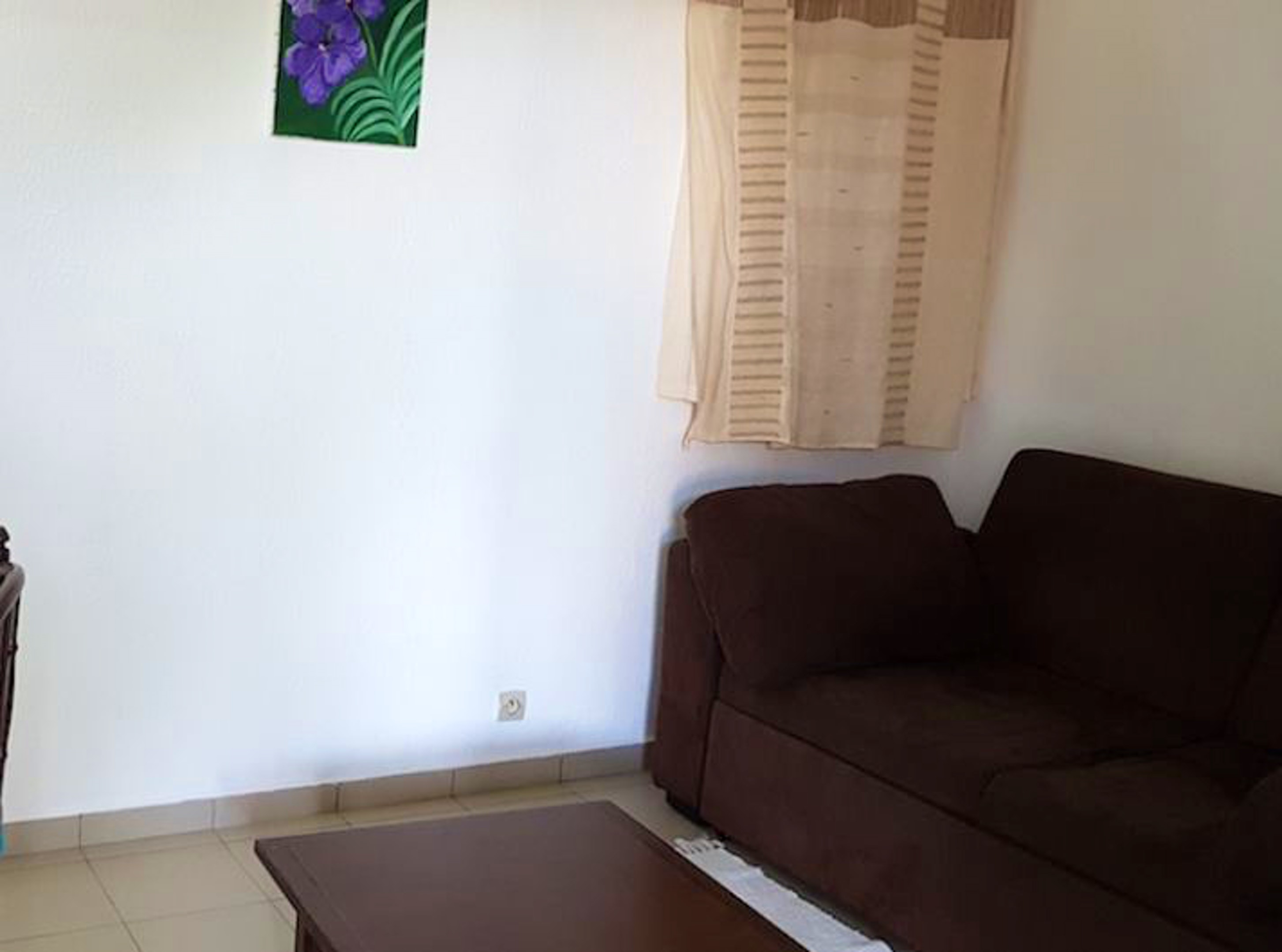 Hütte mit 3 Schlafzimmern in Saint Fran&ccedi Ferienhaus in Guadeloupe