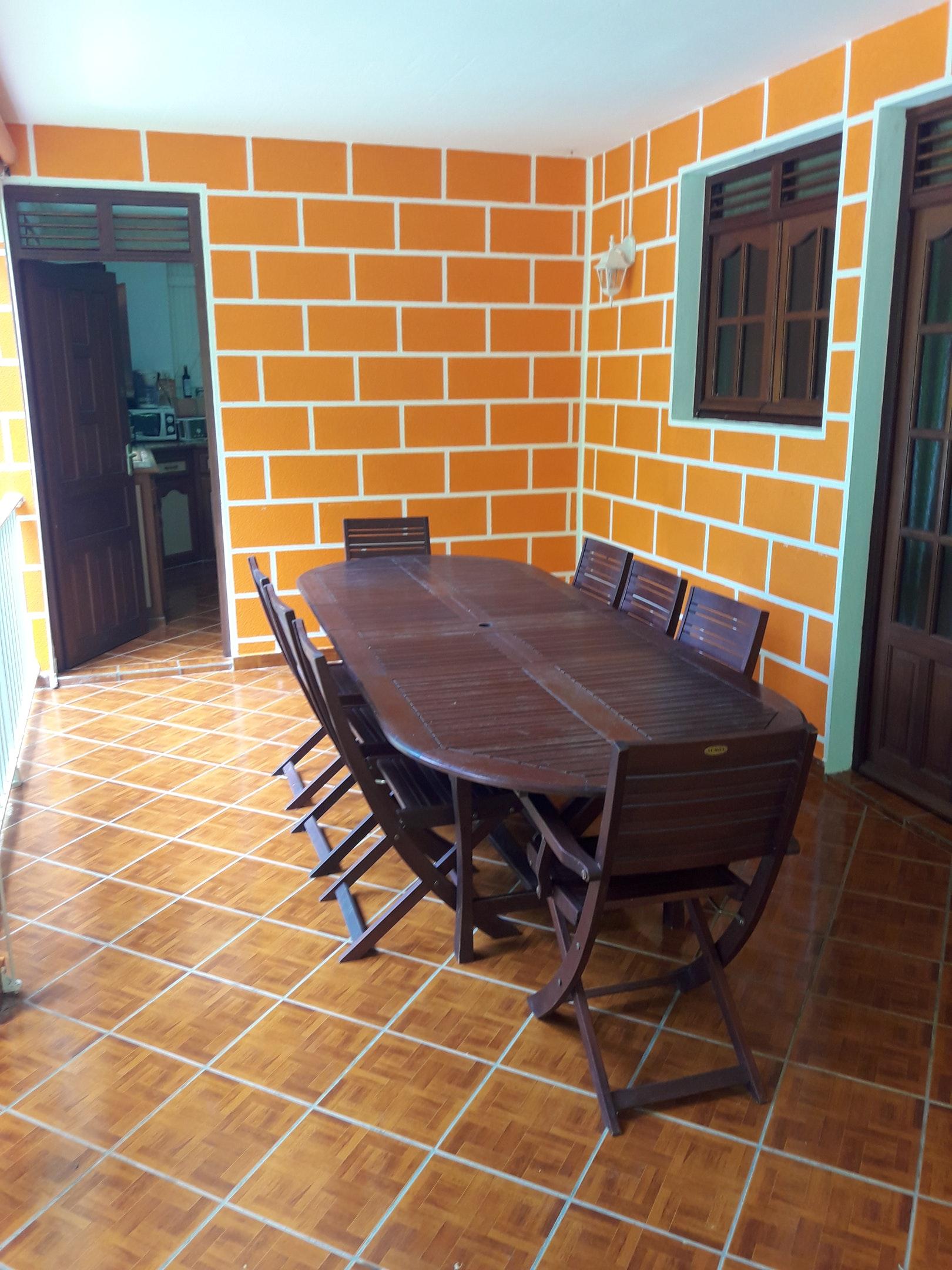 Haus mit 3 Schlafzimmern in Pointe Noire mit tolle Ferienhaus in Guadeloupe