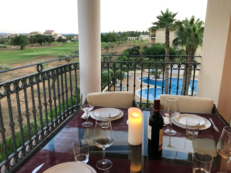 Ferienwohnung Wohnung mit 2 Schlafzimmern in San Jorge mit bezauberndem Seeblick, Pool, eingezäuntem Gar (2722403), San Jorge, Provinz Castellón, Valencia, Spanien, Bild 3