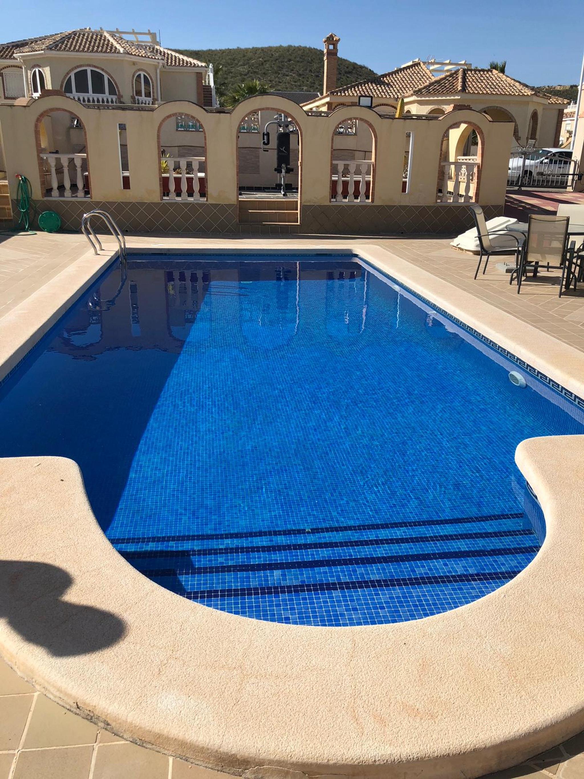 Maison de vacances Villa mit 2 Schlafzimmern in Mazarrón mit toller Aussicht auf die Berge, privatem Pool, ei (2632538), Mazarron, Costa Calida, Murcie, Espagne, image 3