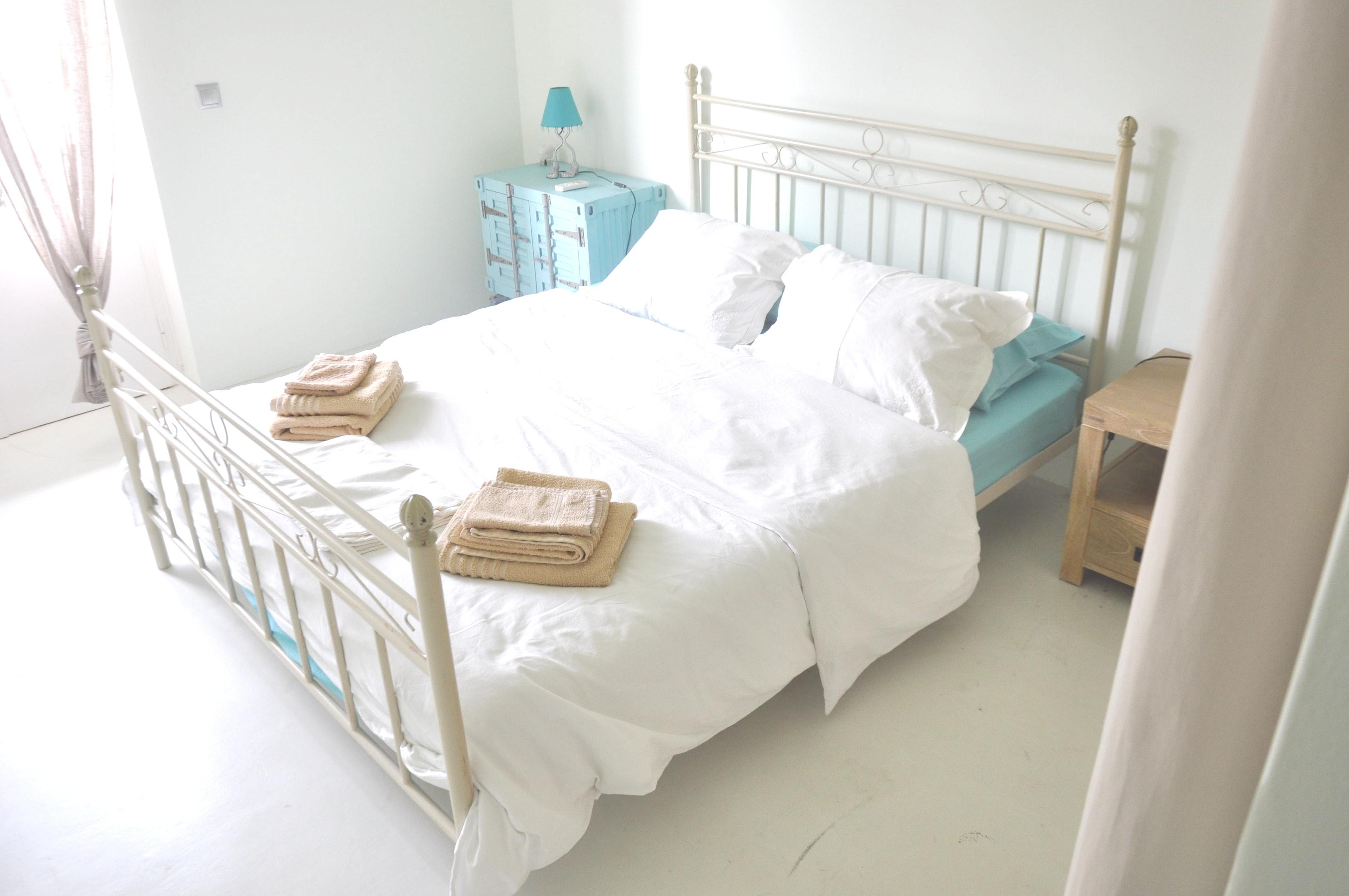 Ferienwohnung Wohnung mit 2 Schlafzimmern in Psathi mit herrlichem Meerblick und möblierter Terrasse - 7 (2201600), Kimolos, Kimolos, Kykladen, Griechenland, Bild 1