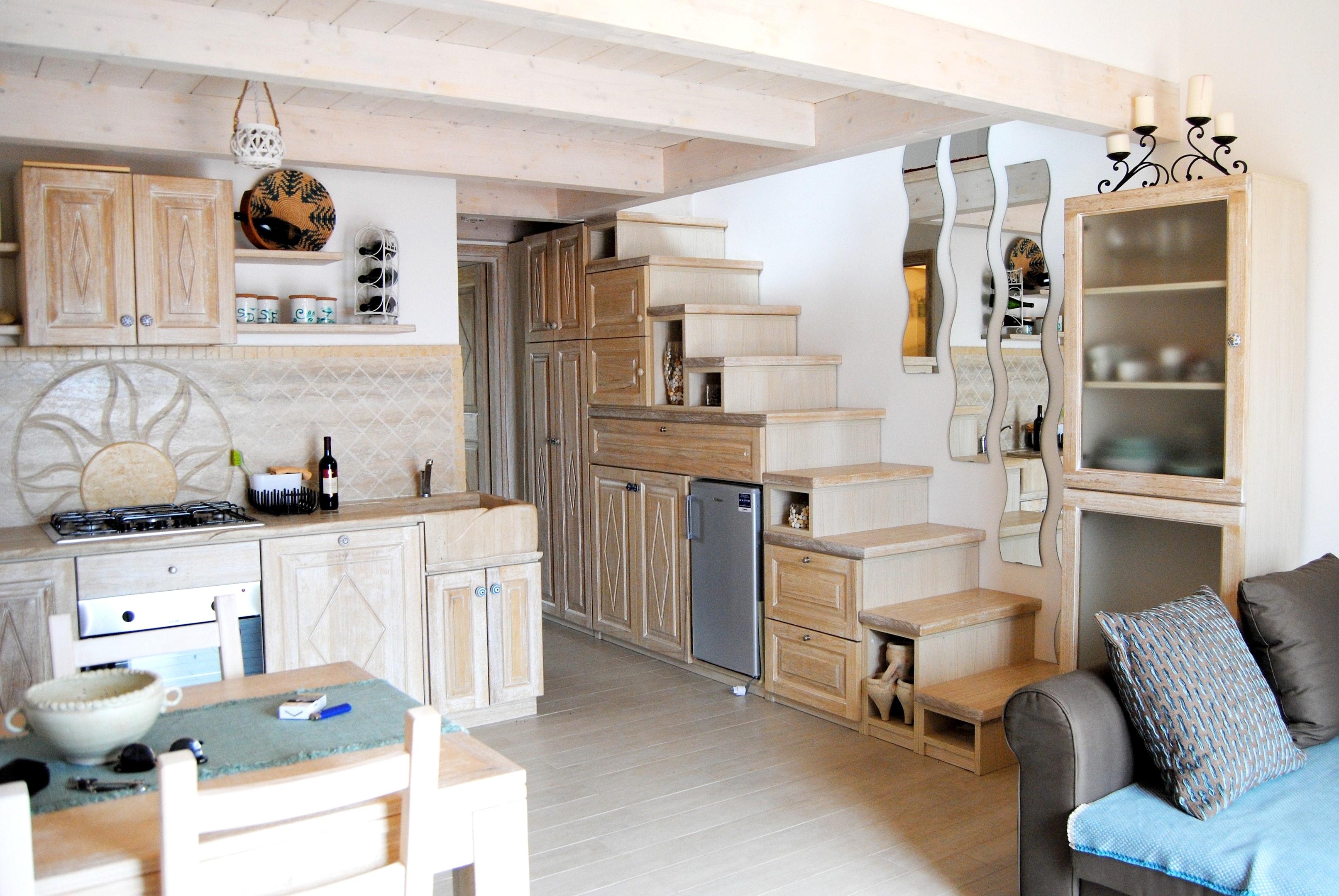 Ferienwohnung Wohnung mit 2 Schlafzimmern in La Muddizza mit herrlichem Meerblick und möbliertem Balkon  (2524278), La Muddizza, Sassari, Sardinien, Italien, Bild 1