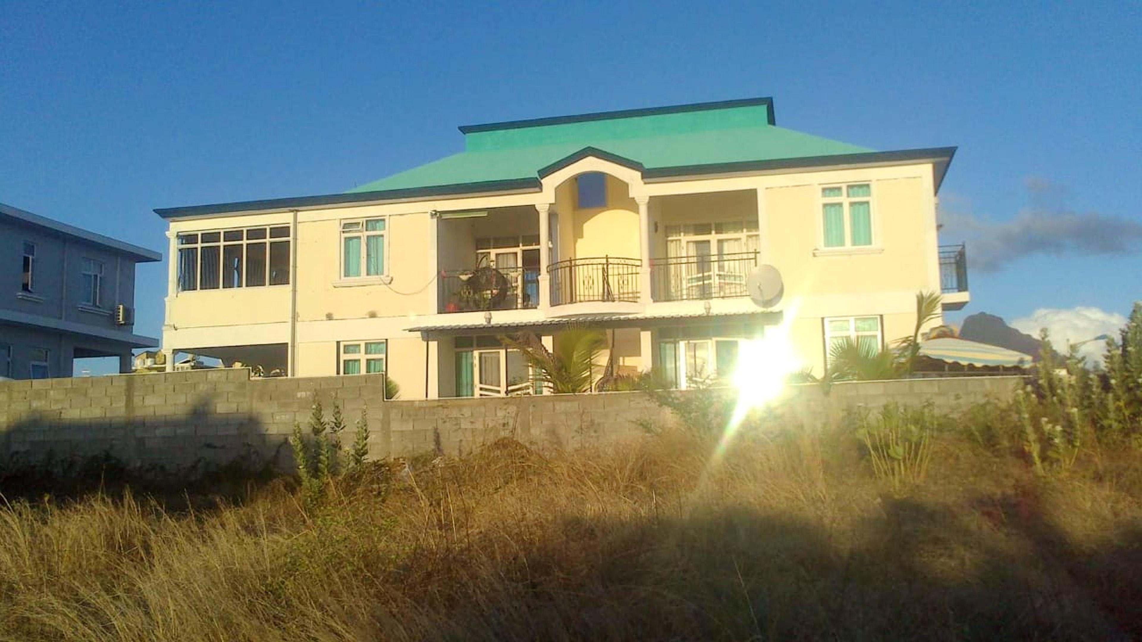 Villa mit 6 Schlafzimmern in Flic en Flac mit priv Villa in Afrika