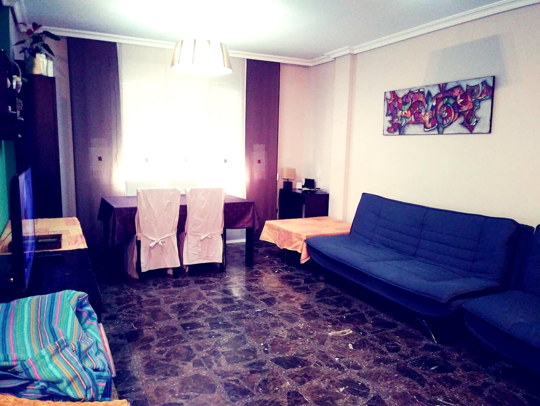 Wohnung mit 2 Schlafzimmern in Albacete mit W-LAN Ferienwohnung  Kastilien La Mancha