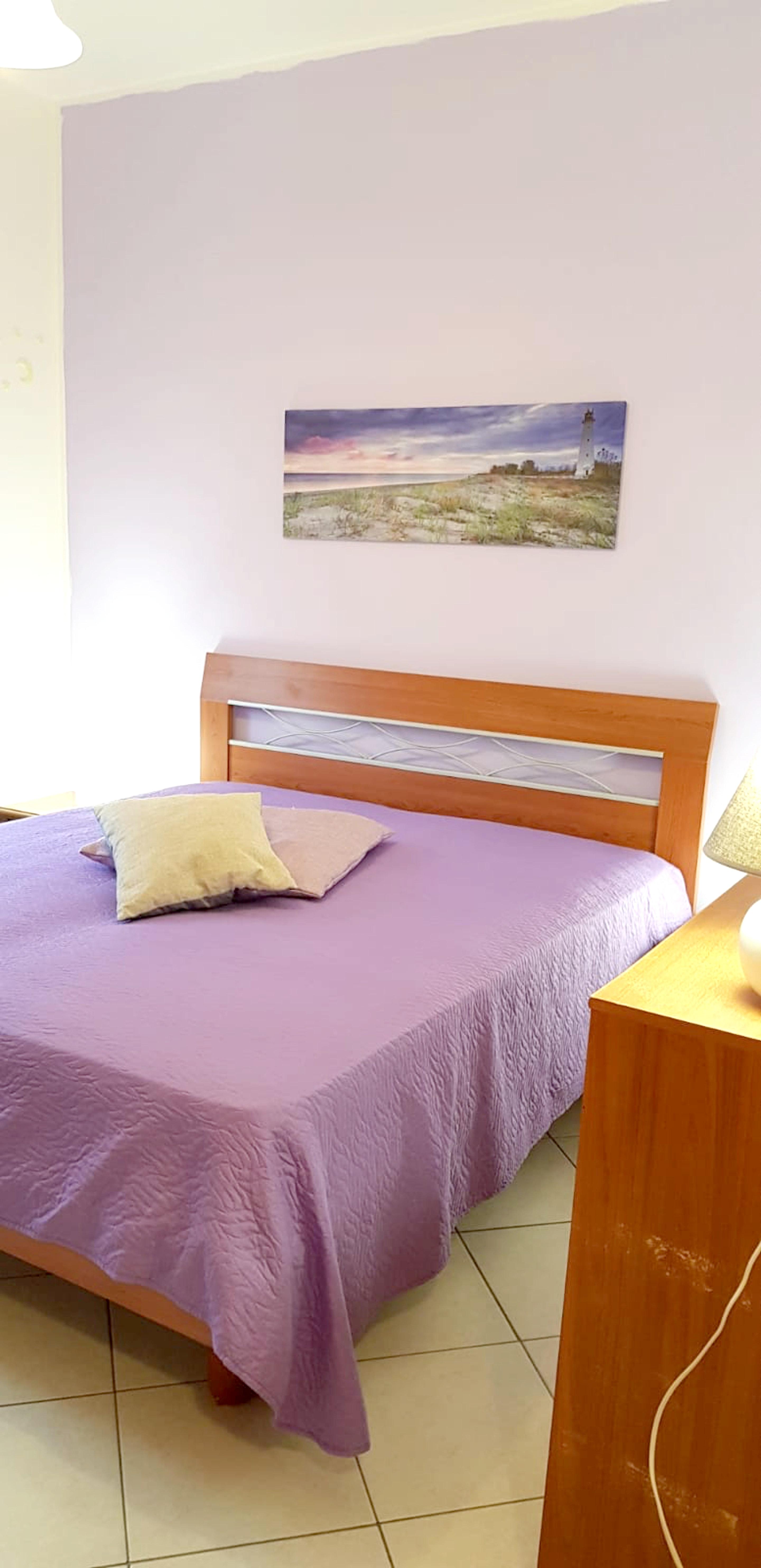 Ferienwohnung Wohnung mit 3 Schlafzimmern in Alcamo mit herrlichem Meerblick, eingezäuntem Garten und W- (2623785), Alcamo, Trapani, Sizilien, Italien, Bild 4