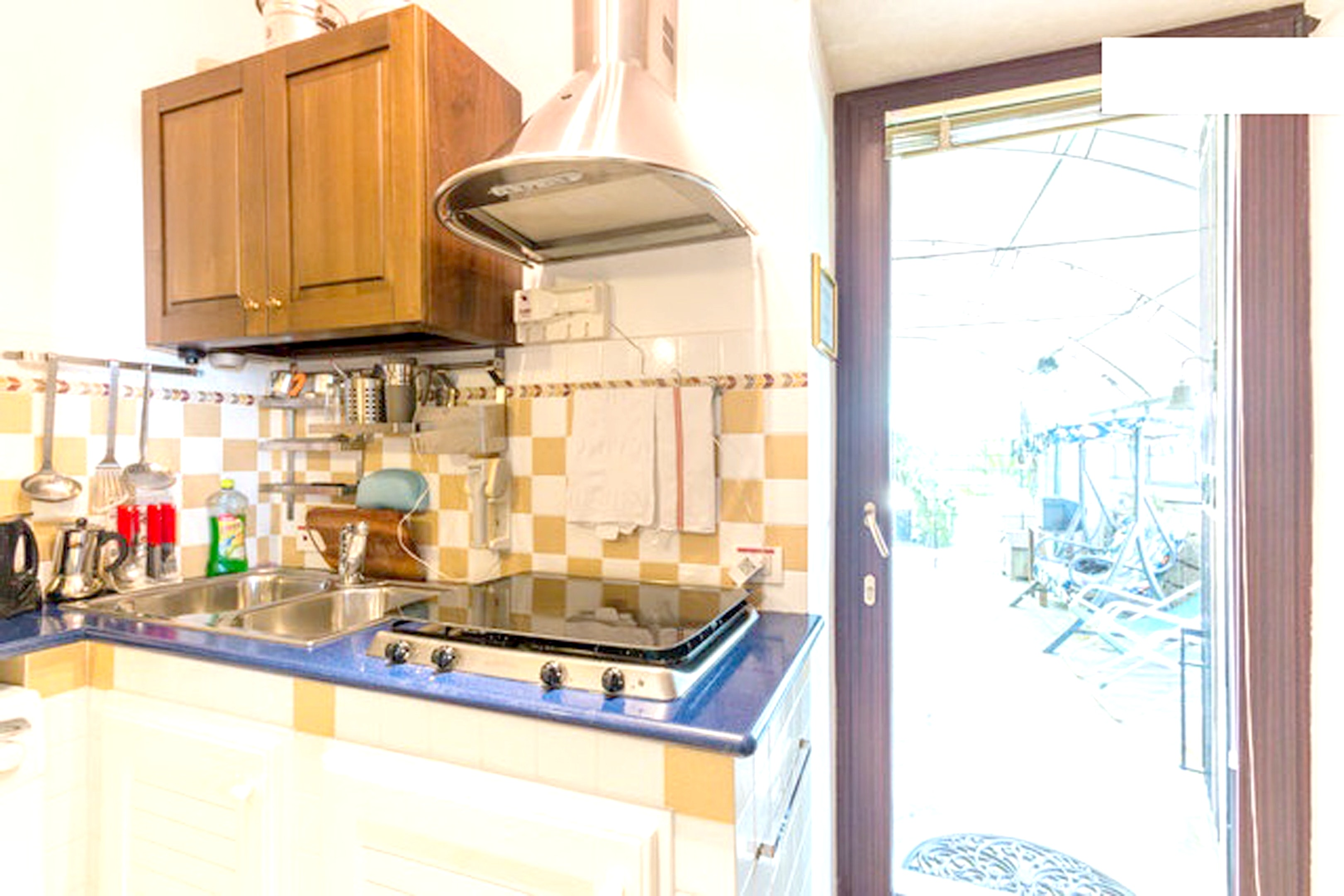 Appartement de vacances Studio in Modica mit Pool, möblierter Terrasse und W-LAN - 20 km vom Strand entfernt (2235006), Modica, Ragusa, Sicile, Italie, image 12