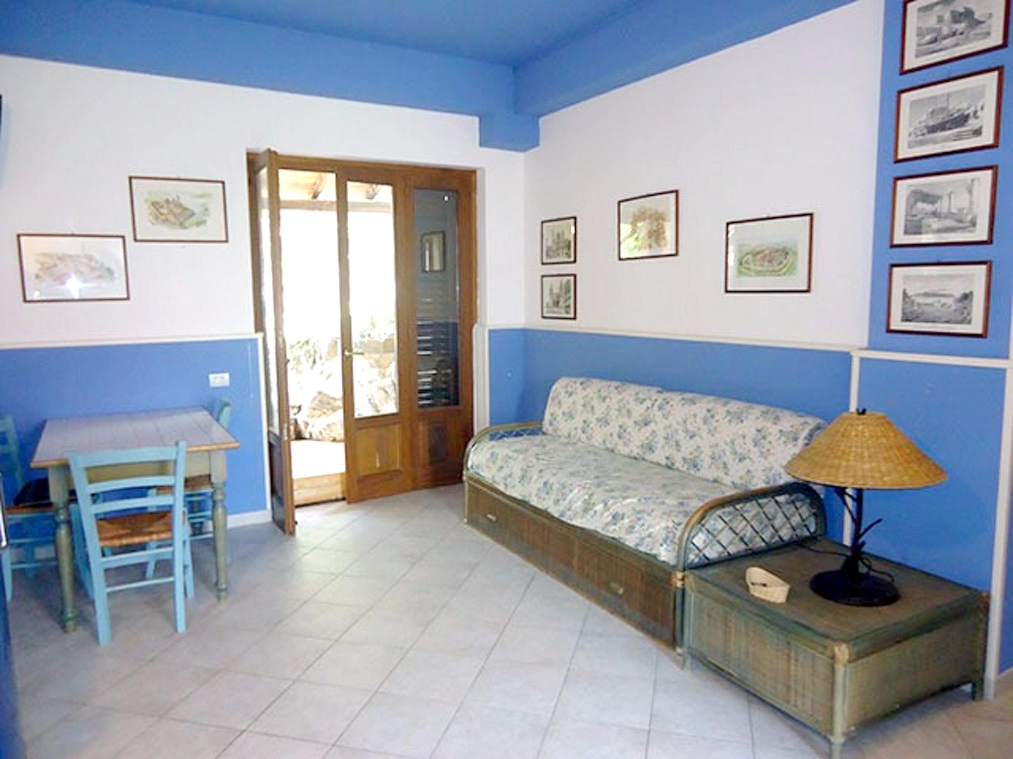Appartement de vacances Wohnung mit 2 Schlafzimmern in Lipari mit möblierter Terrasse - 20 m vom Strand entfernt (2202323), Lipari, Lipari, Sicile, Italie, image 3