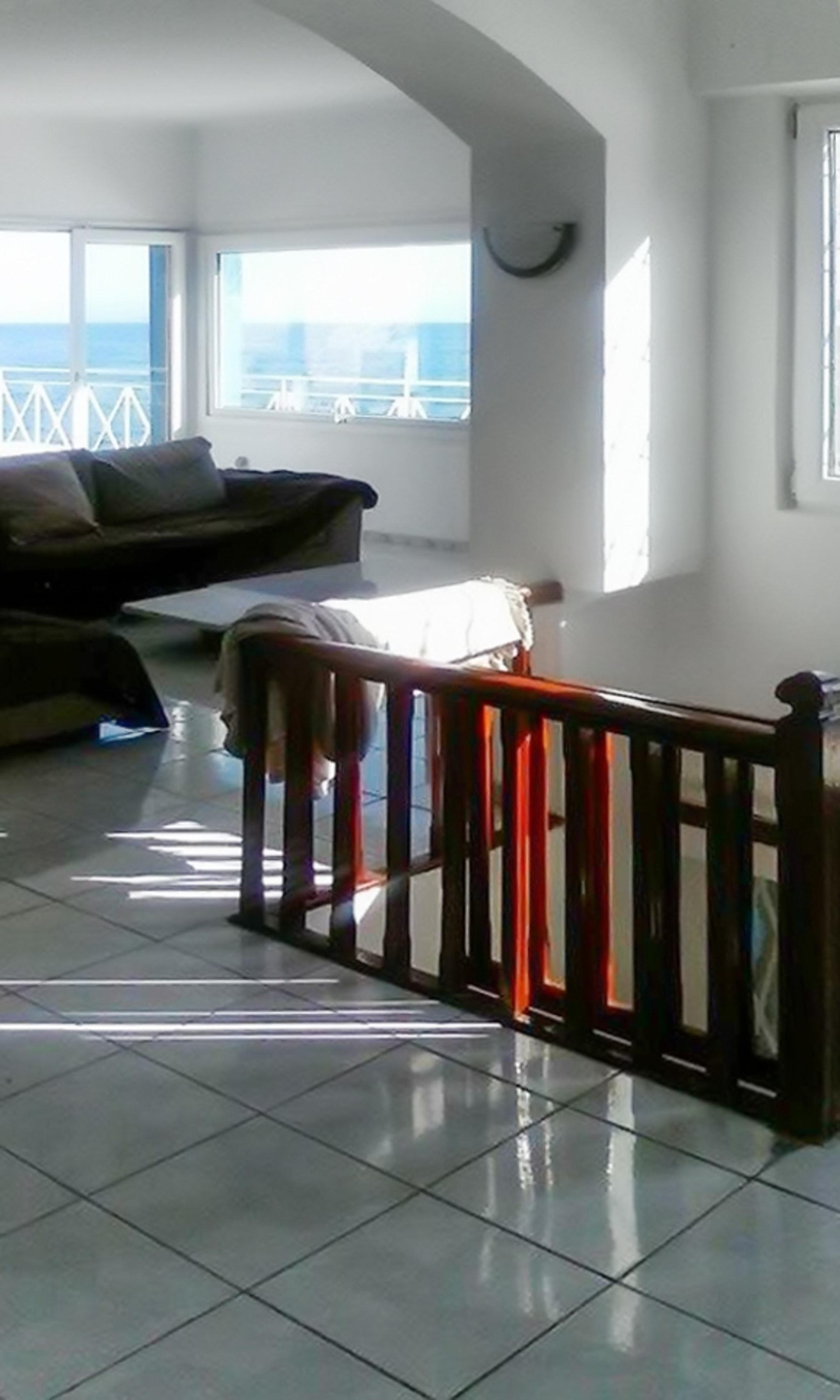 Ferienhaus Luxuriöse Villa in Megara direkt am Meer, mit wunderschöner Aussicht und möbliertem Balkon (2294781), Megara, , Attika, Griechenland, Bild 8
