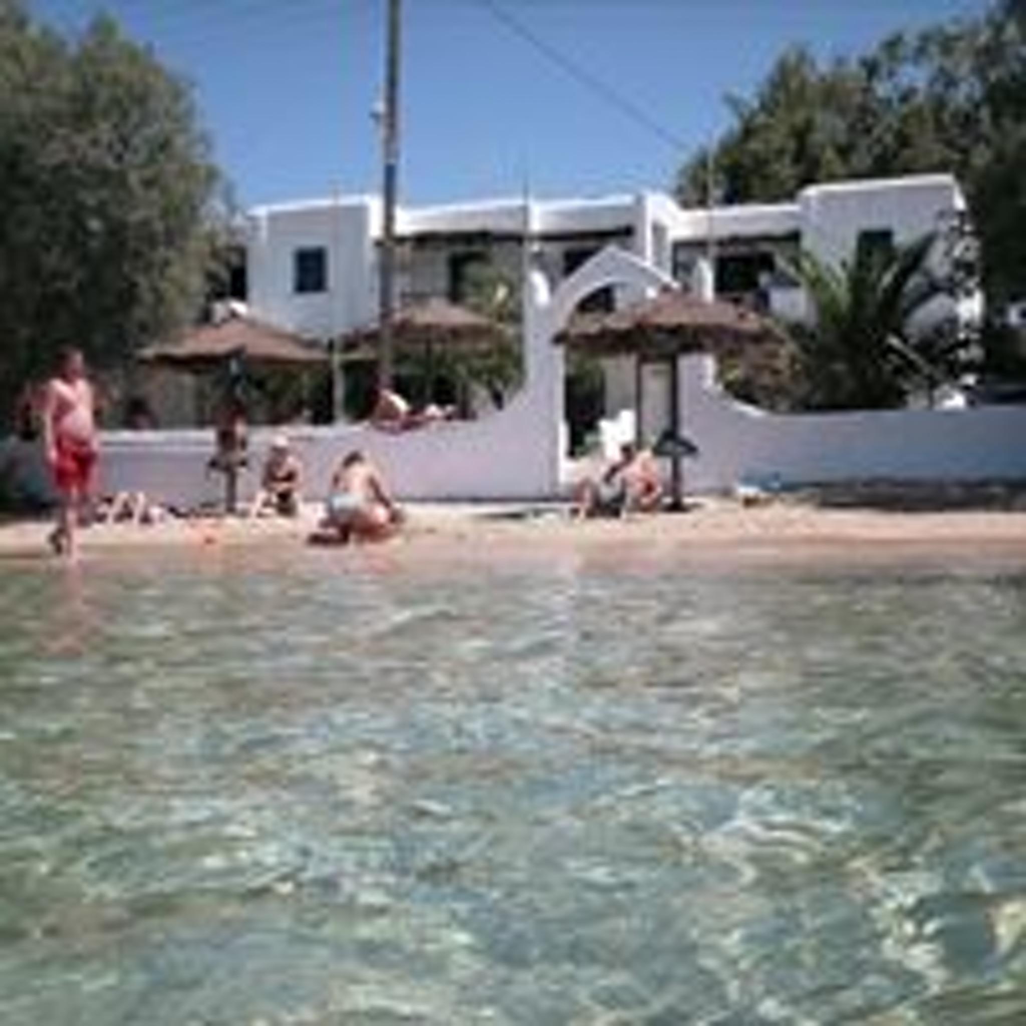 Holiday apartment Studio in Aliki mit herrlichem Meerblick, möblierter Terrasse und W-LAN (2201967), Aliki, Paros, Cyclades, Greece, picture 14