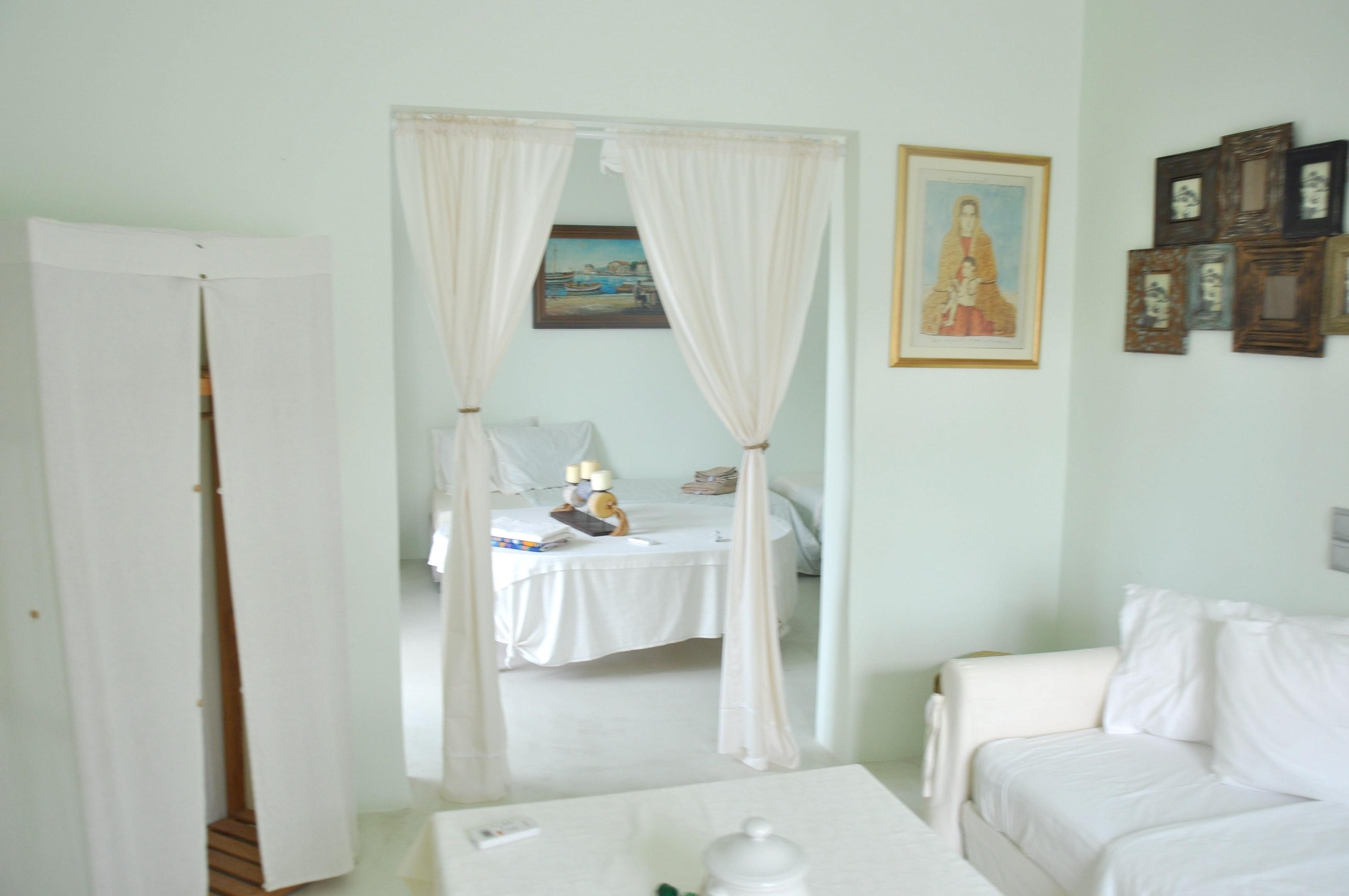 Ferienwohnung Wohnung mit 2 Schlafzimmern in Psathi mit herrlichem Meerblick und möblierter Terrasse - 7 (2201600), Kimolos, Kimolos, Kykladen, Griechenland, Bild 7