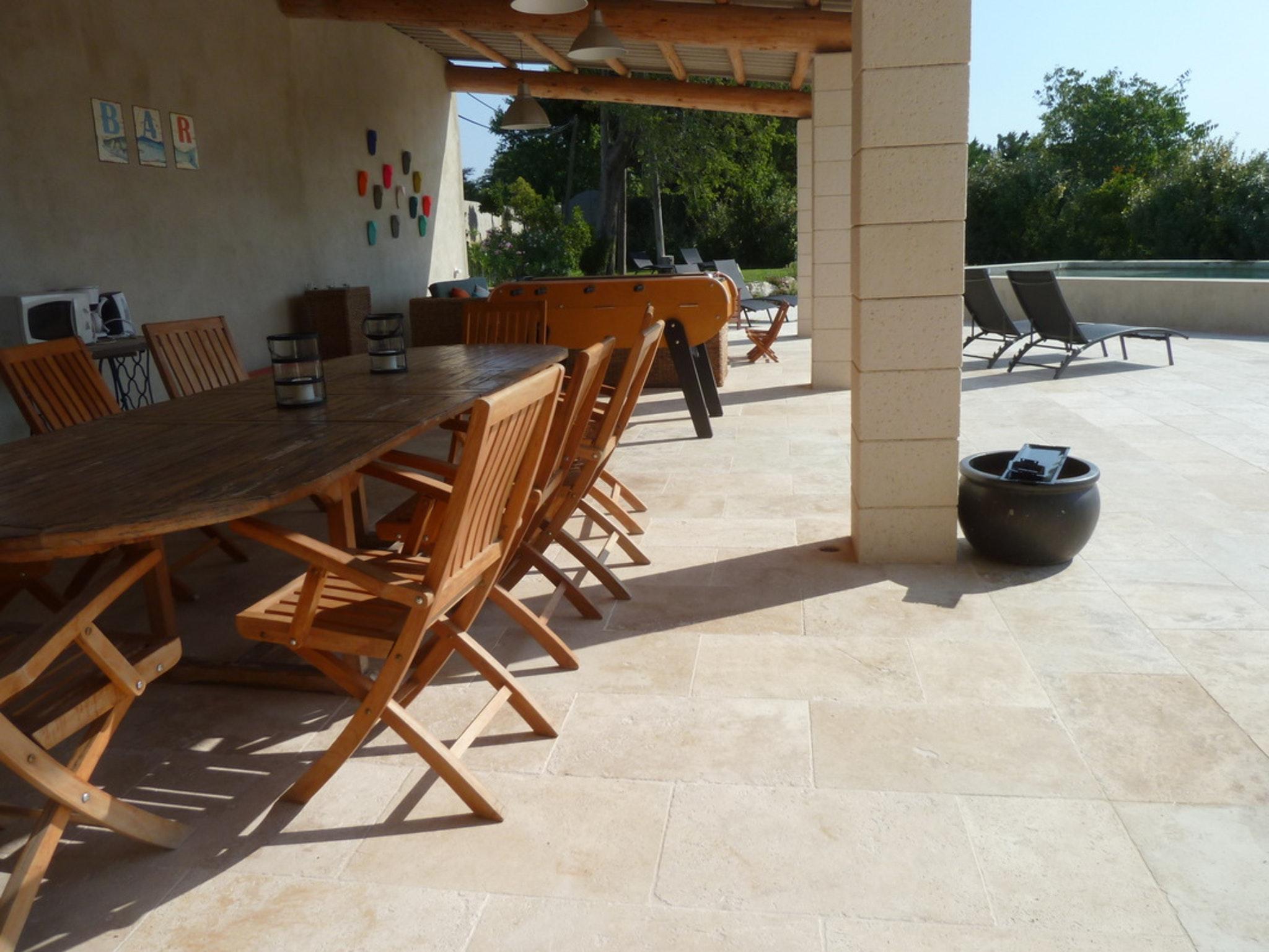 Ferienhaus Haus mit 6 Schlafzimmern in Pernes-les-Fontaines mit privatem Pool, möbliertem Garten und  (2377414), Pernes les Fontaines, Saône-et-Loire, Burgund, Frankreich, Bild 9
