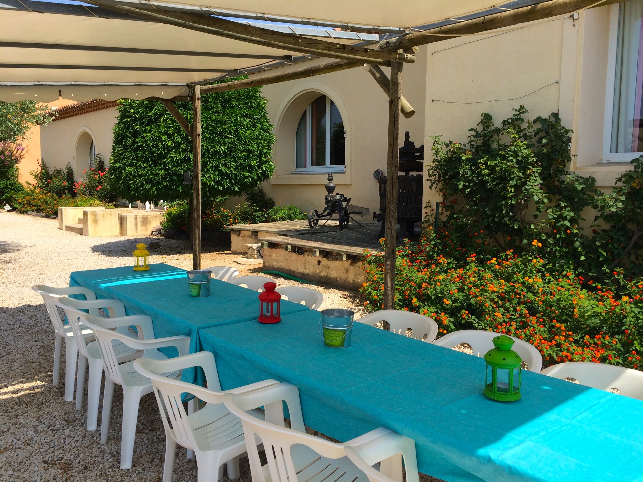 Ferienhaus Charaktervolles Haus in Hérault mit Pool und Garten (2201003), Portiragnes, Mittelmeerküste Hérault, Languedoc-Roussillon, Frankreich, Bild 24