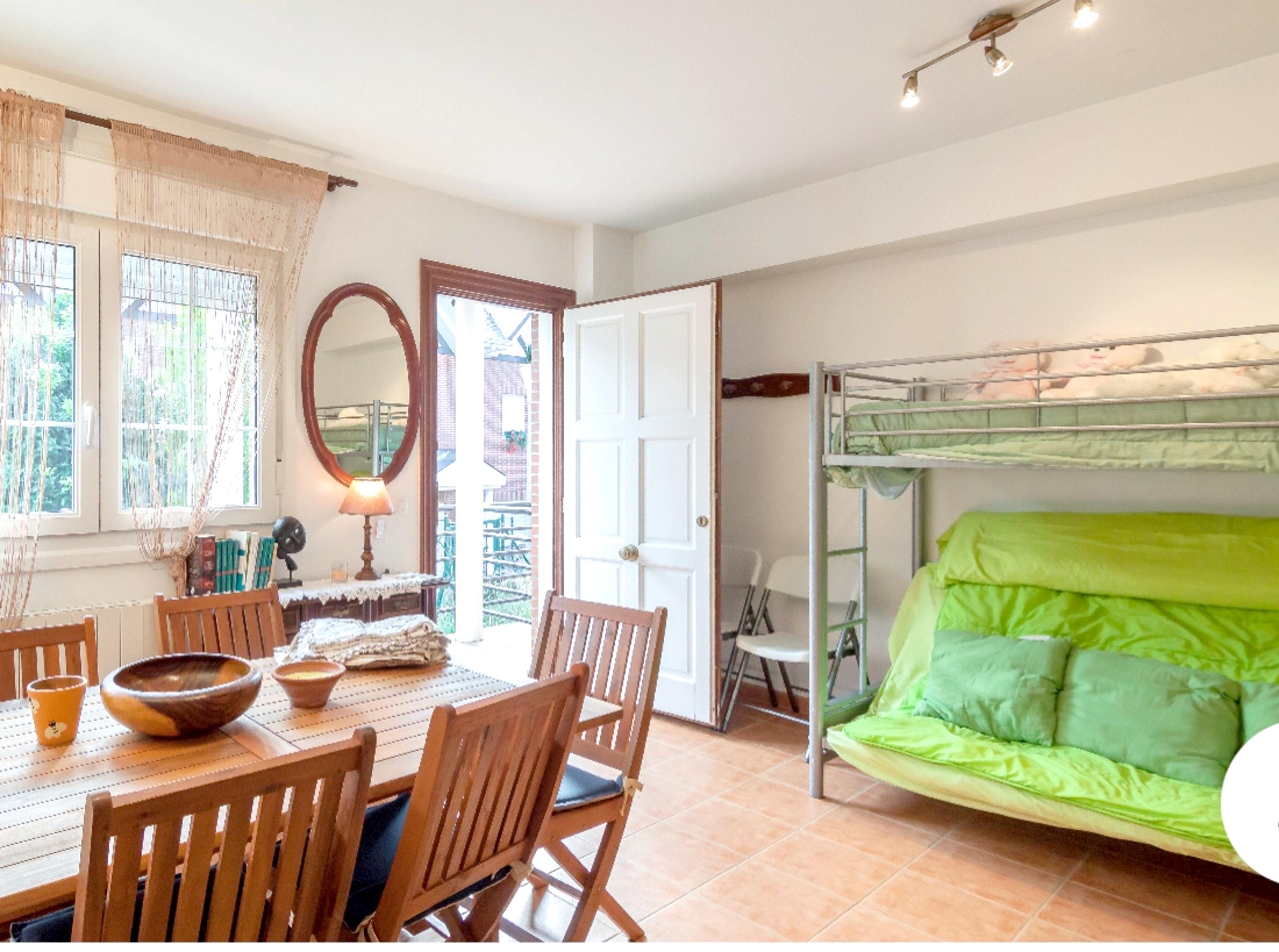 Ferienhaus Hütte mit 2 Schlafzimmern in Bustablado mit toller Aussicht auf die Berge und eingezäuntem (2339566), Bustablado, , Kantabrien, Spanien, Bild 2